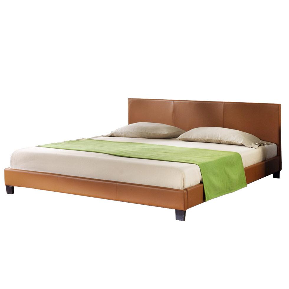 corium led polsterbett 140 160 180 x 200cm kunst leder doppel bett mit matratze ebay. Black Bedroom Furniture Sets. Home Design Ideas