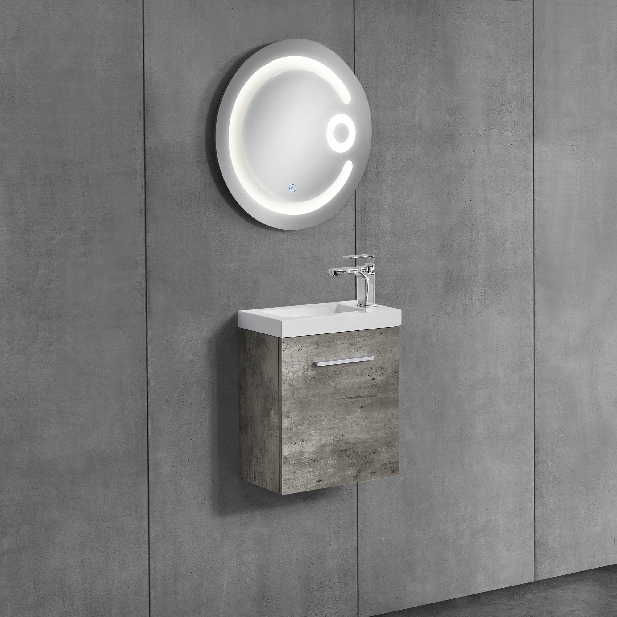neu.haus® Badezimmerschrank Unterschrank Waschtisch ...