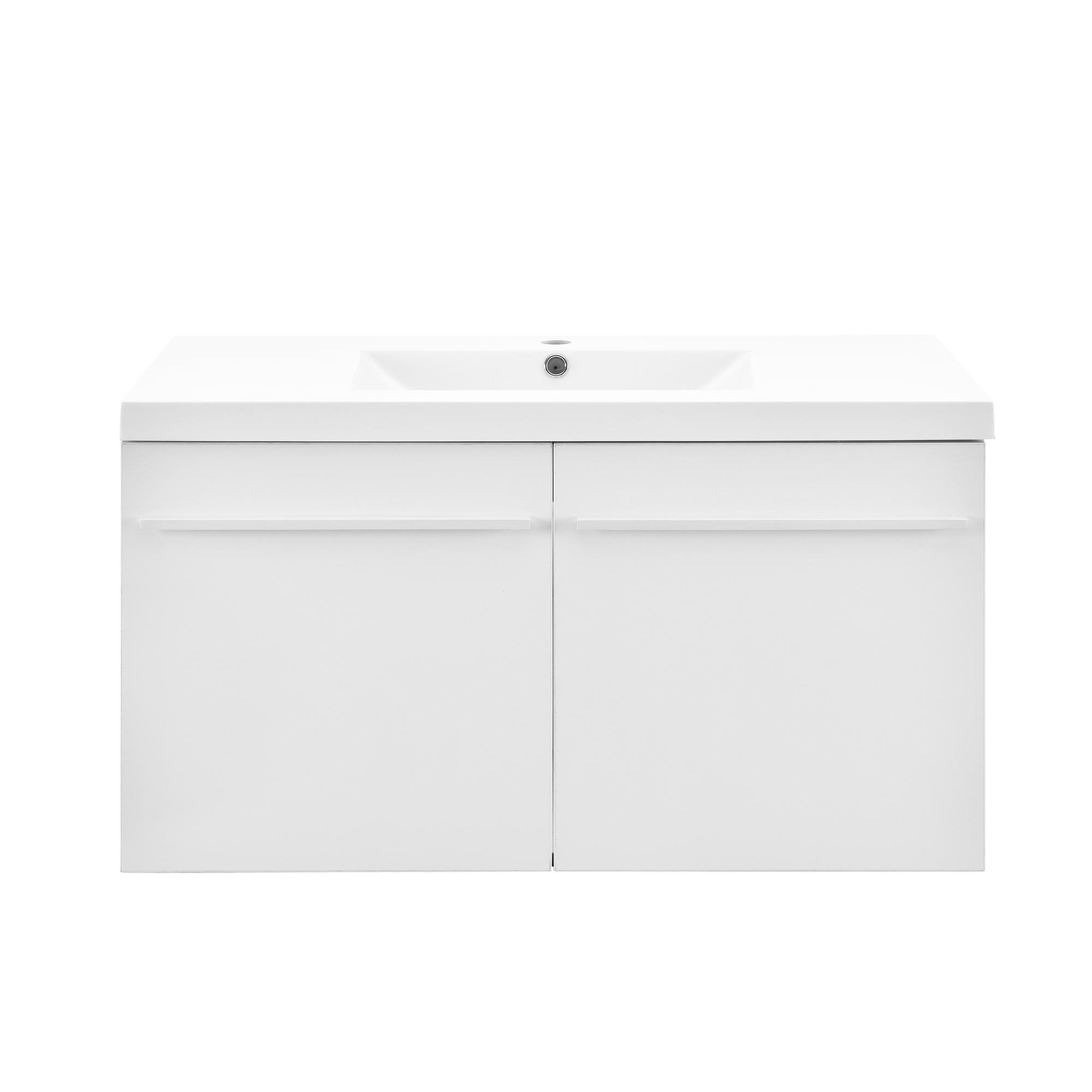 Neuhaus armoire de salle bain conduit miroir meuble - Armoire salle de bain blanc ...