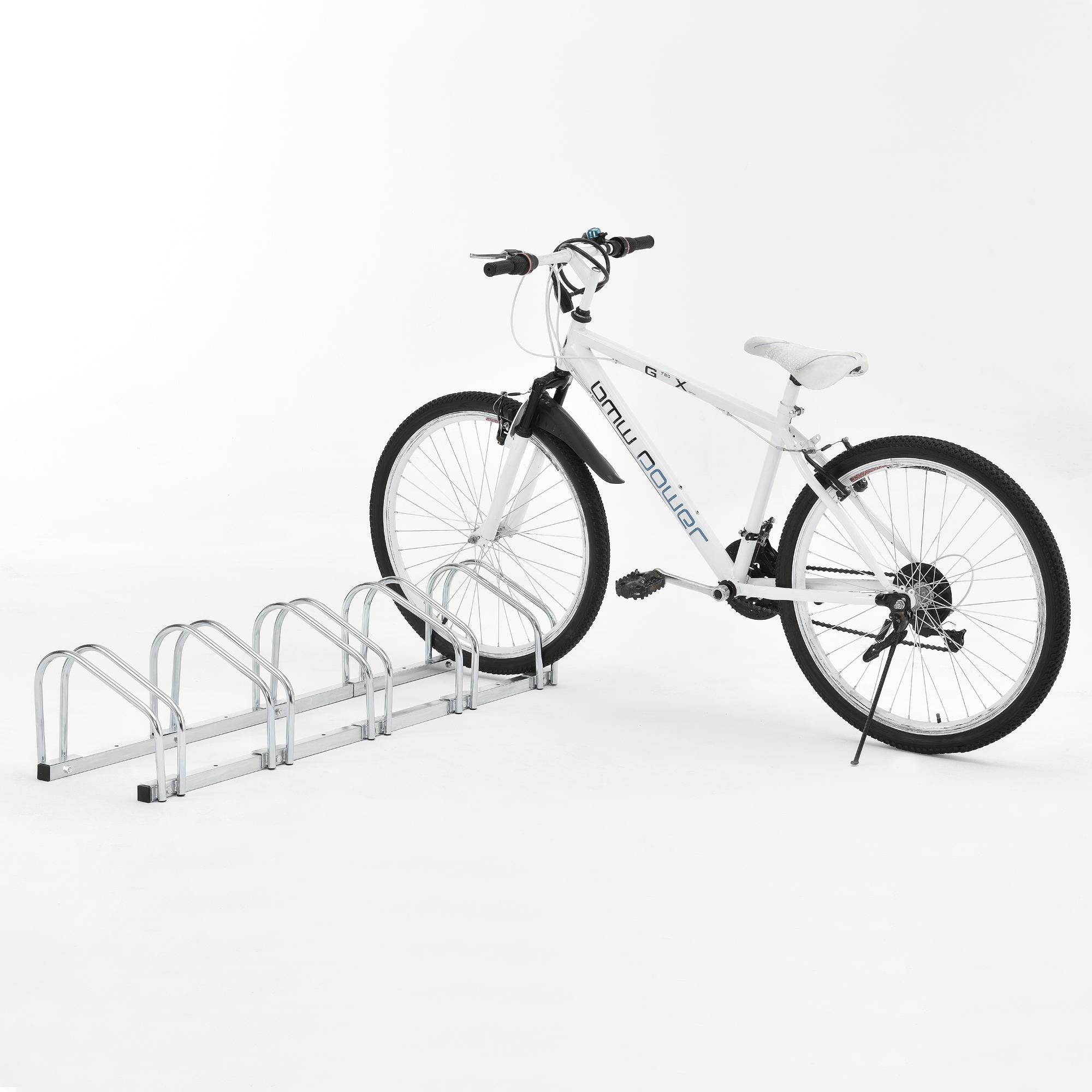 fahrradst nder f r 5 fahrr der st nder. Black Bedroom Furniture Sets. Home Design Ideas