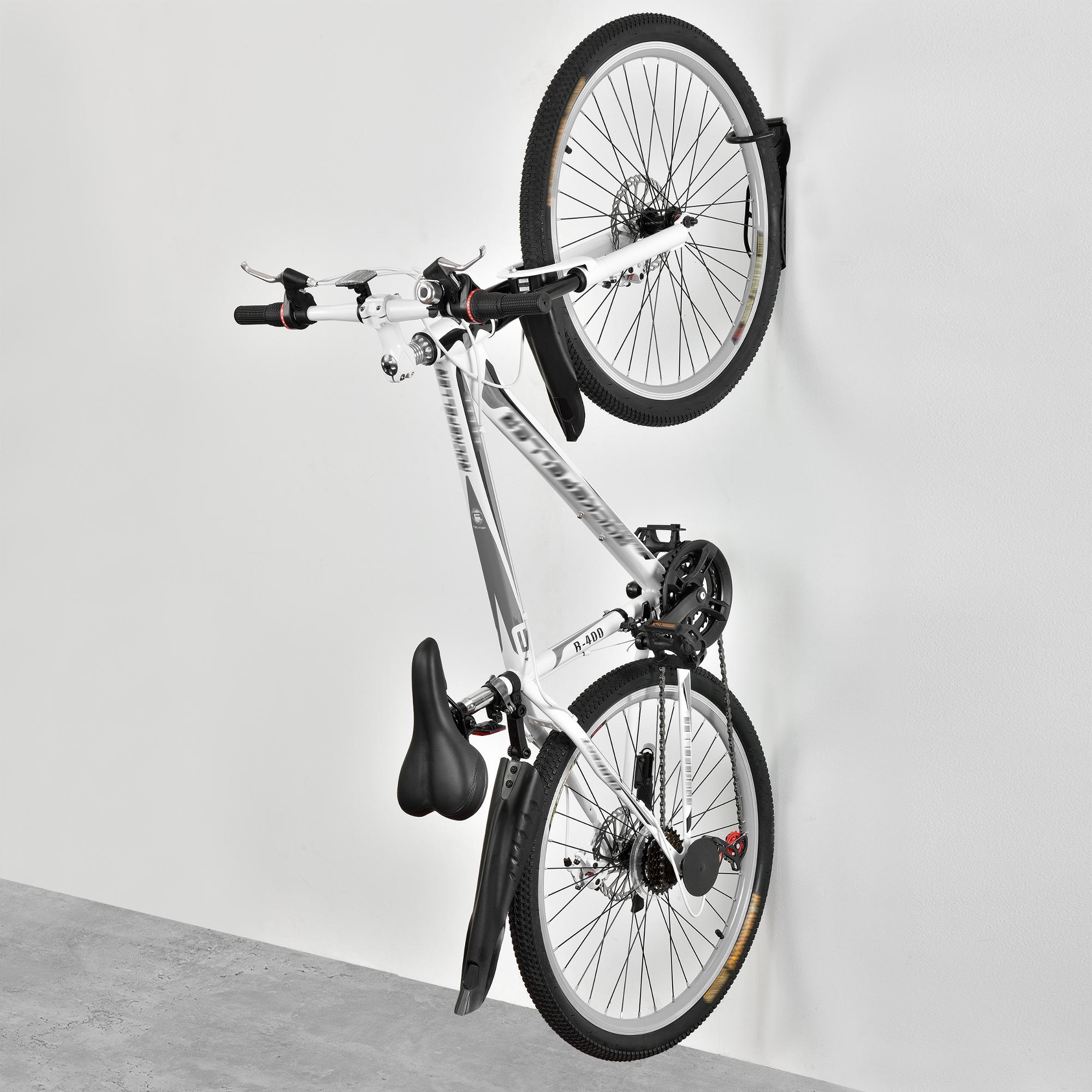 Support Velo Au Plafond détails sur [in.tec] kit de 2 vélo porte vélo montage murale mur crochet  porte-vélos