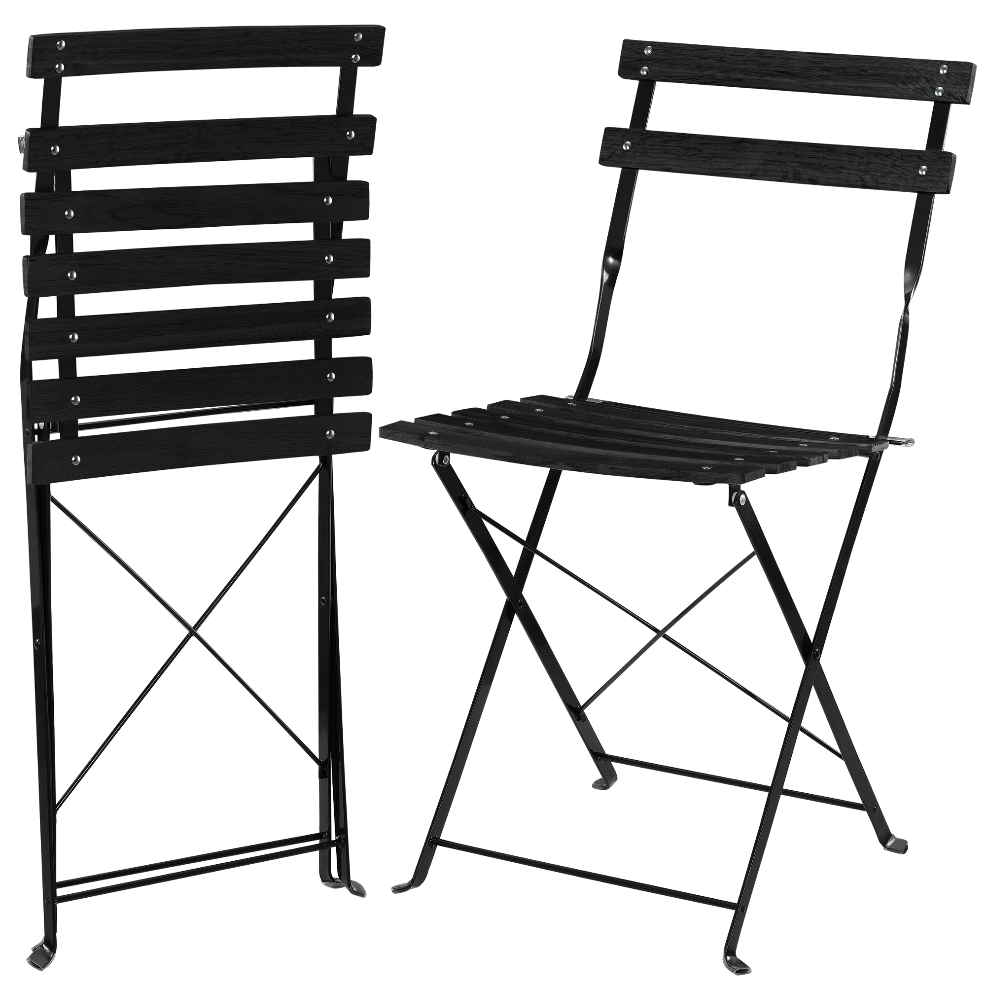 bistro set tisch 2 st hle essgruppe sitzgruppe. Black Bedroom Furniture Sets. Home Design Ideas