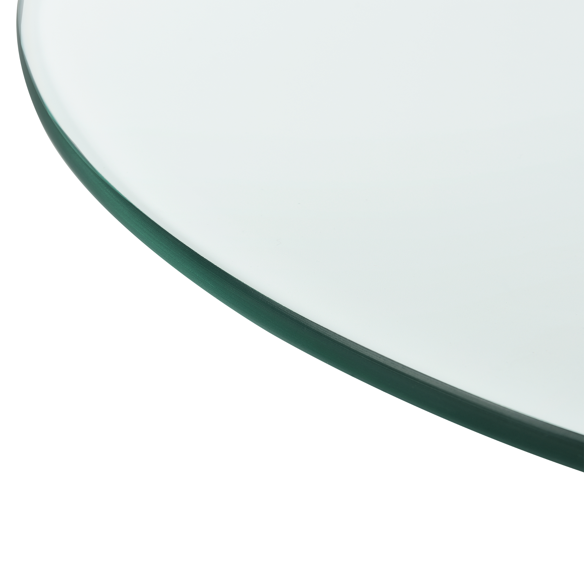 8mm Stärke Floatglas Runde Glasplatte Tischplatte//Schutzplatte//Glasscheibe