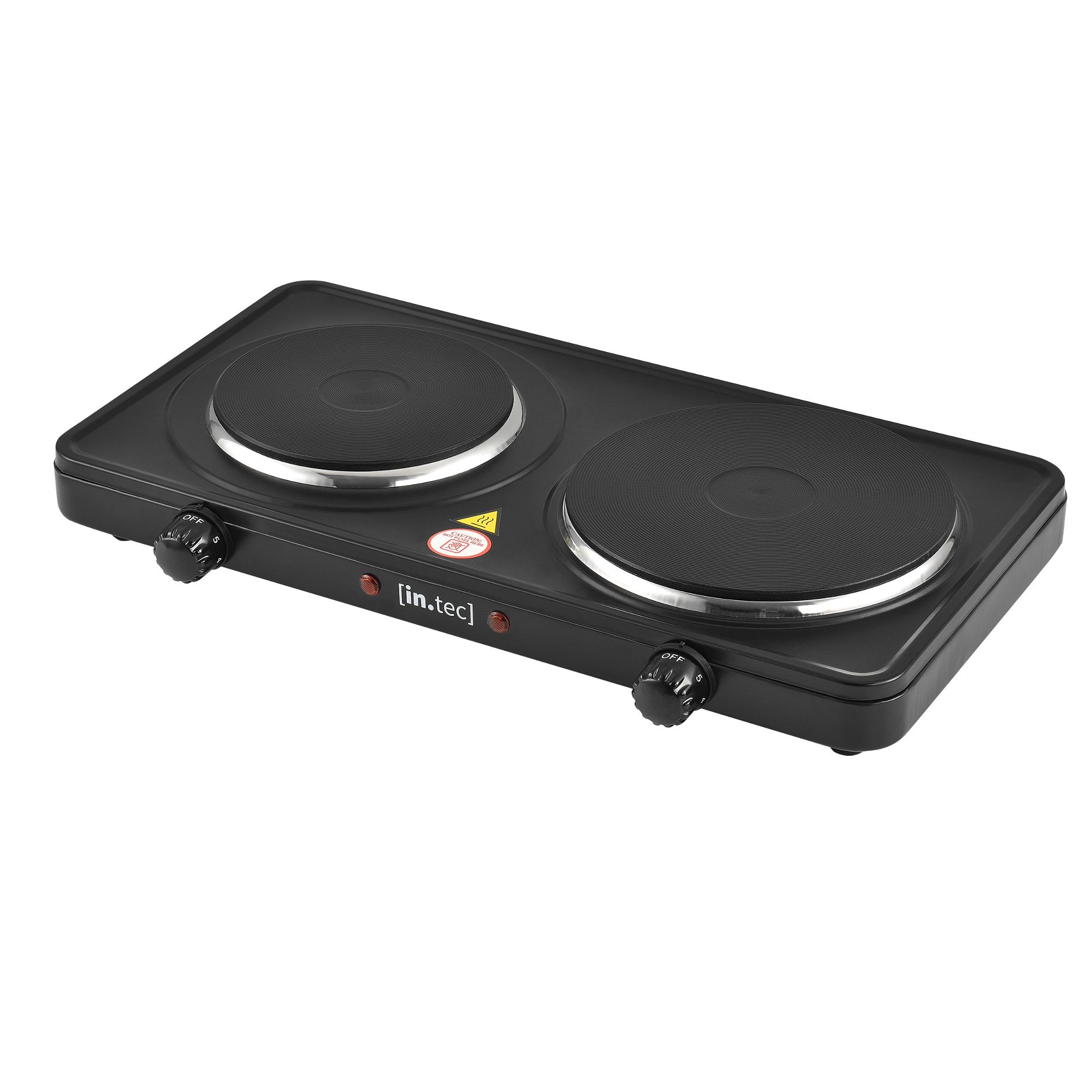 Placa el ctrica doble cocina hornillo el ctrico for Hornillo electrico portatil