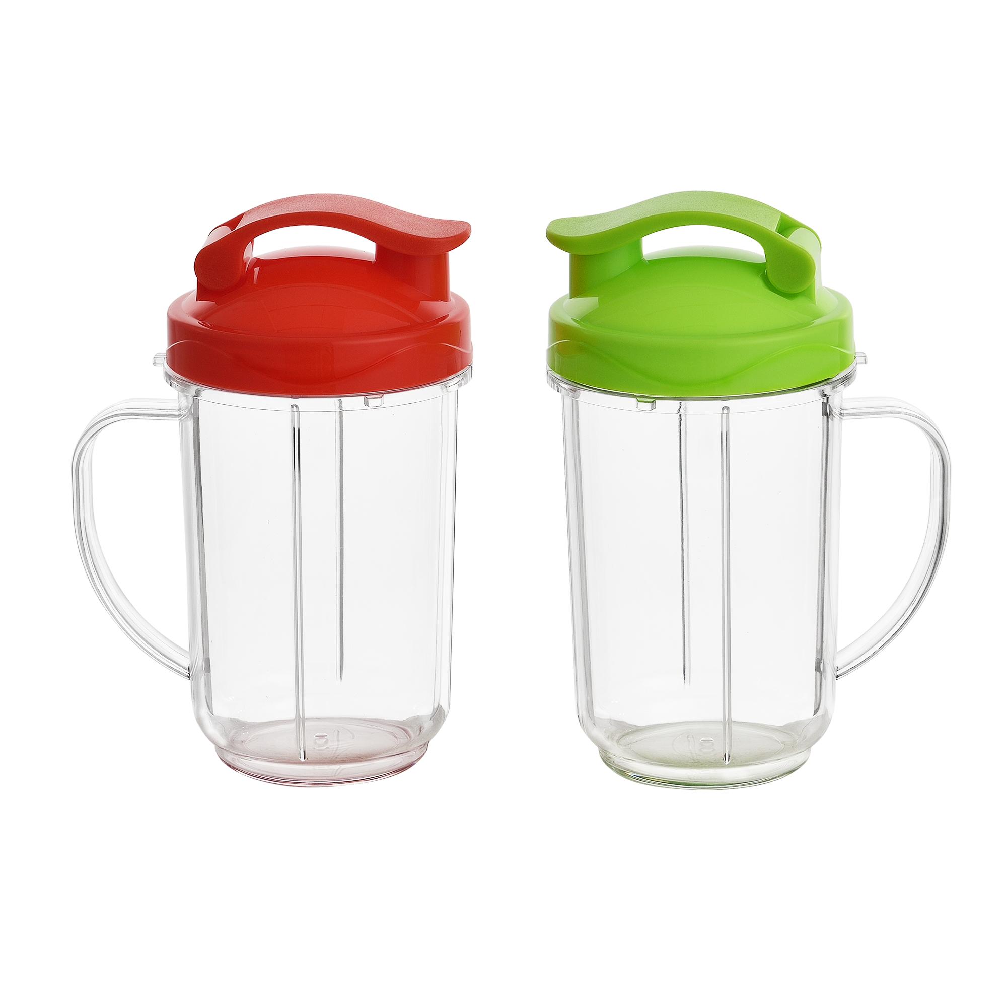 in.tec® Batidora de Vaso para Zumos y Smoothies Mixer