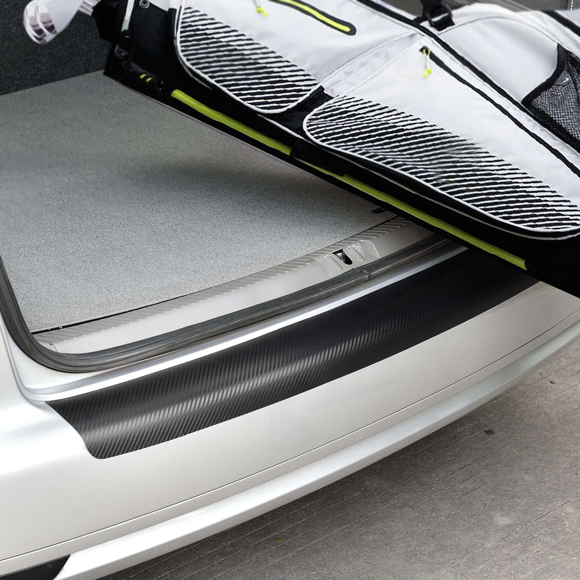 Ladekantenschutz-Folie Carbon Ford GRAND C-MAX Lack//Ladekanten-Schutz
