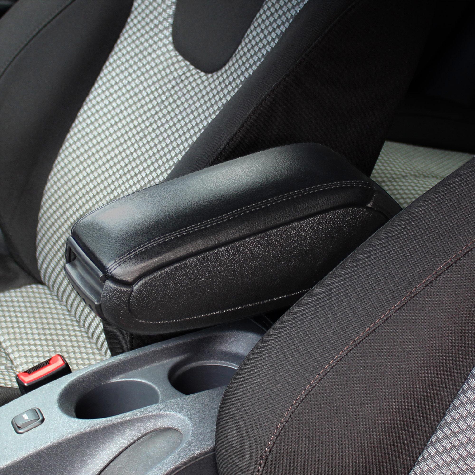 pro.tec ® BMW MINI R55 R56 R57 CUSTOM-FIT CENTRE ARMREST 2006 FAUX LEATHER