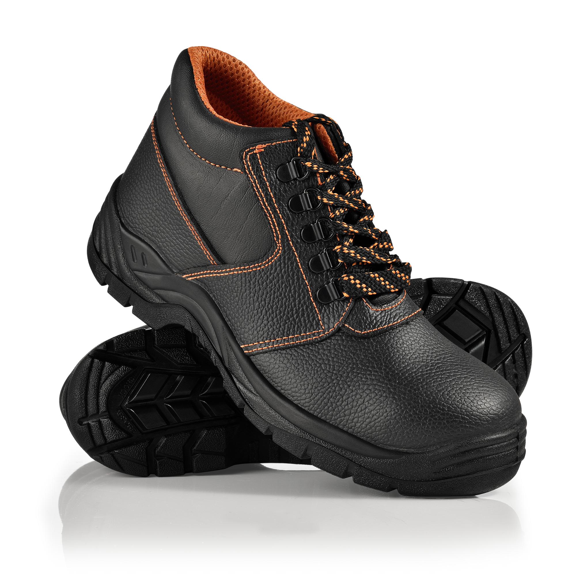 [pro.tec]® Pracovní obuv AAWS-4812 - kotníková - S3