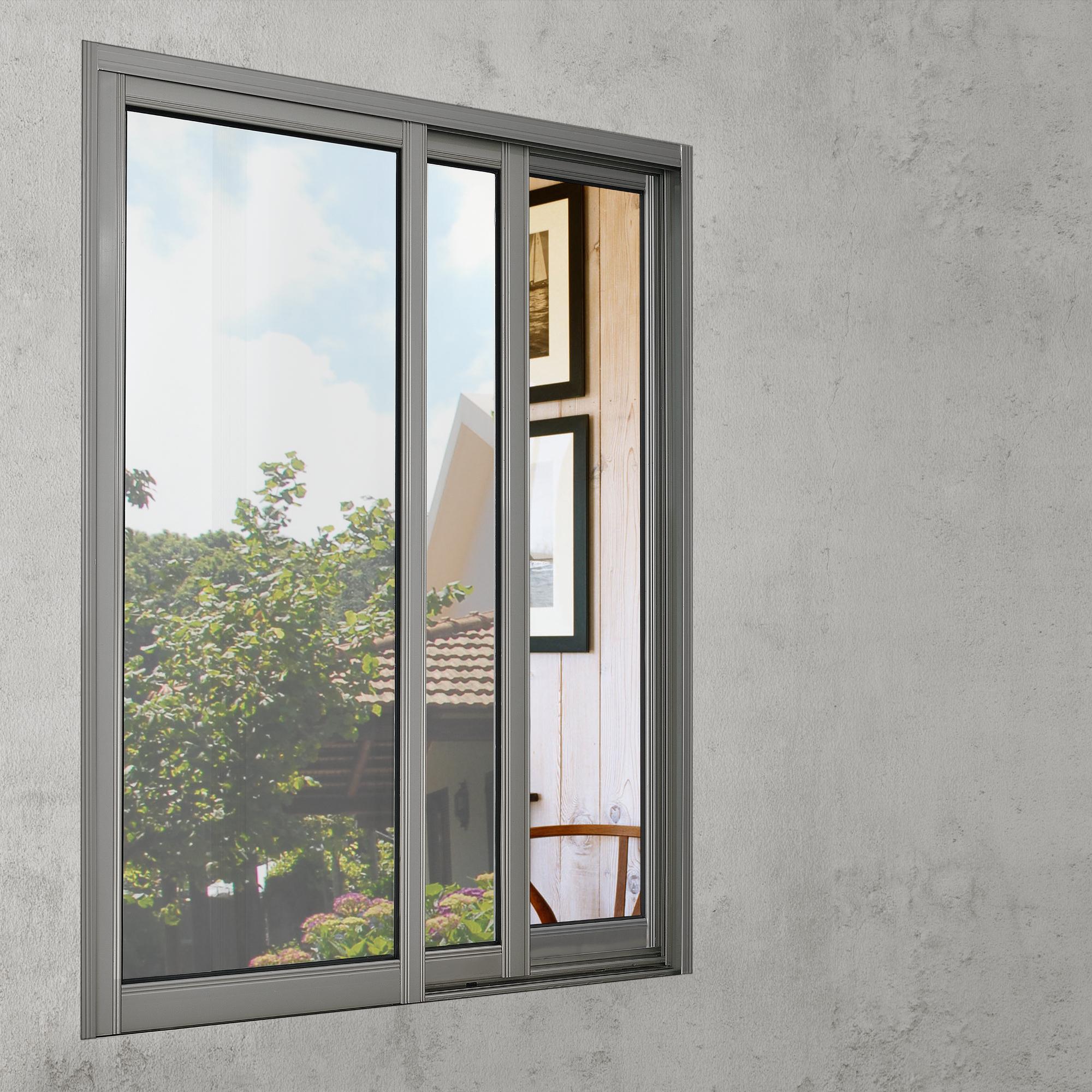 Feuille de protection vue 100x10 m film miroir for Film protecteur fenetre