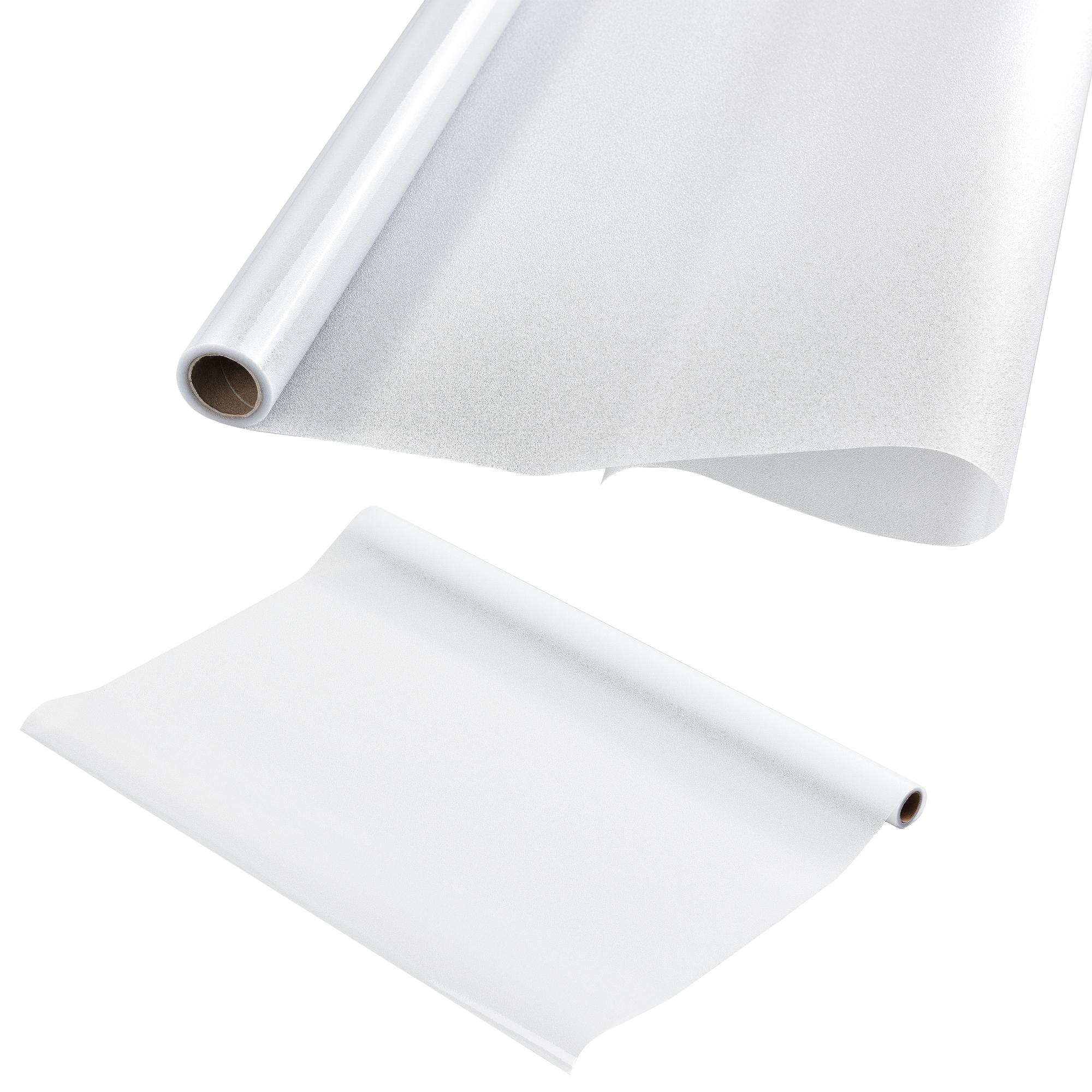 [casa.pro]® Privátní fólie na sklo - statická - 50cmx50m - imitace mléčného skla