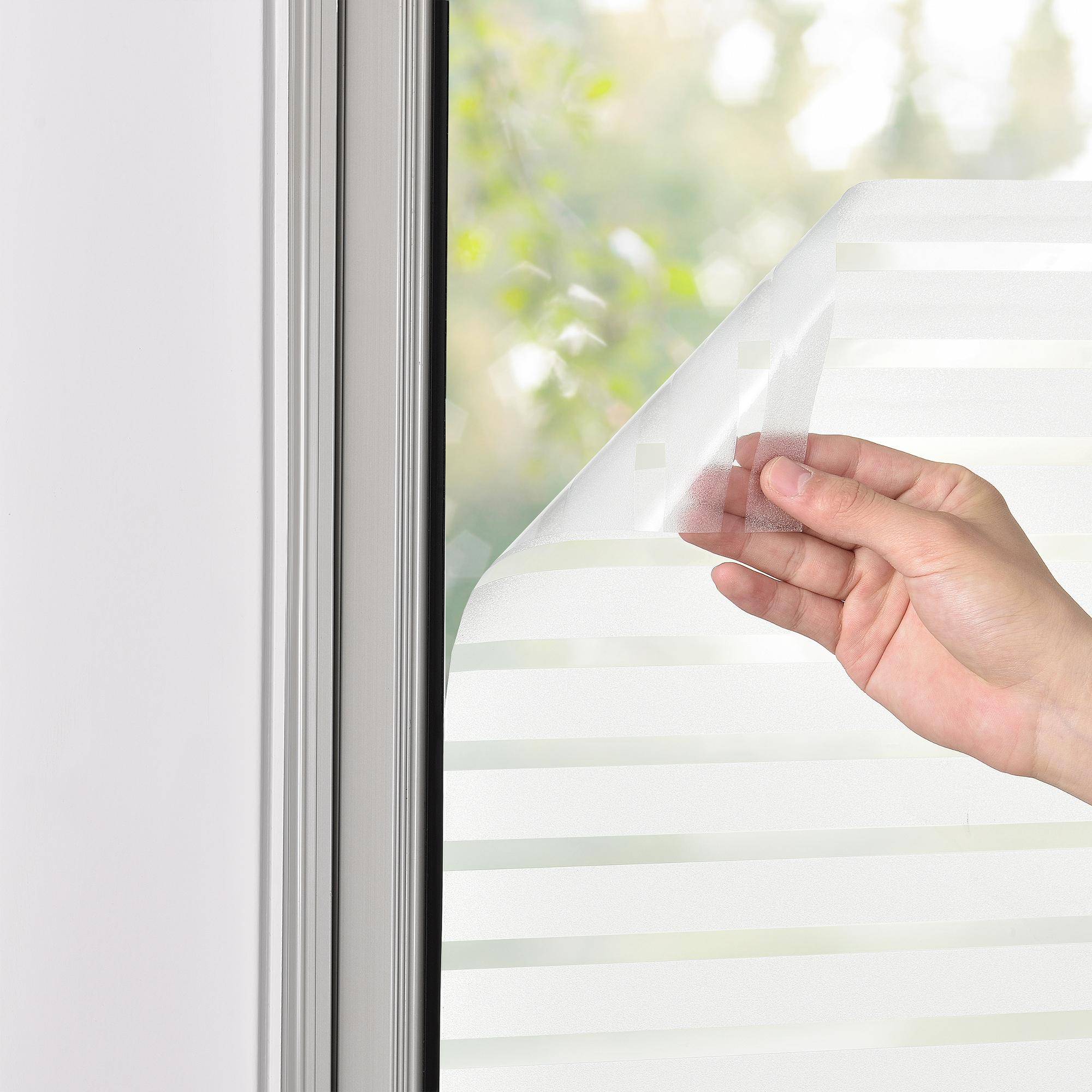 Casa Pro Sichtschutzfolie 50cm X 2m Statisch Milchglasfolie