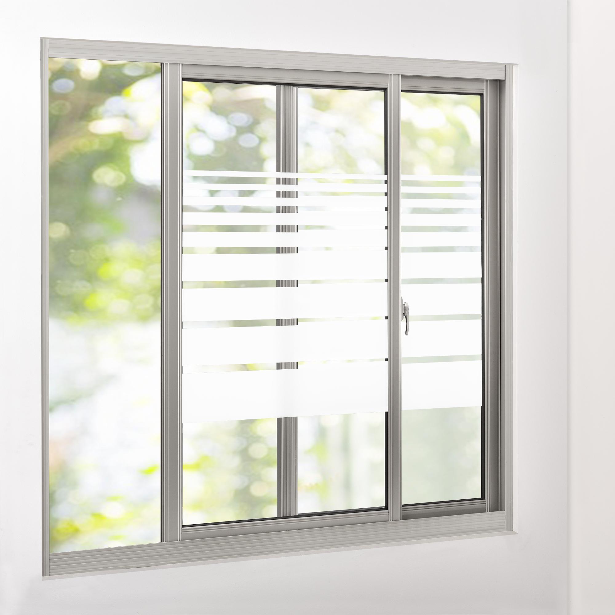 Casa Pro Sichtschutzfolie Fensterfolie Milchglas Dekofolie