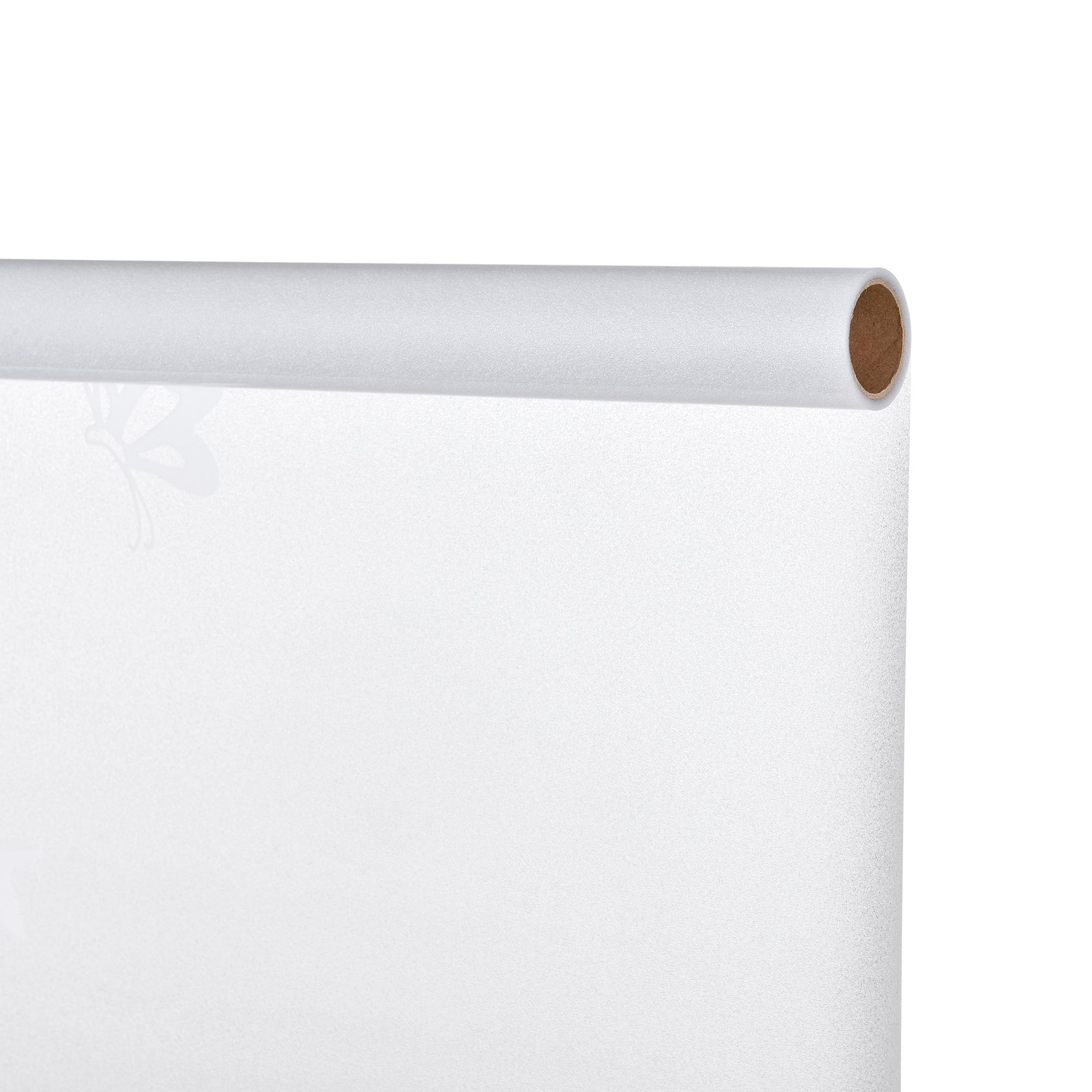 casao] Sichtschutzfolie Milchglas Katze 67 5 cm x 1 m