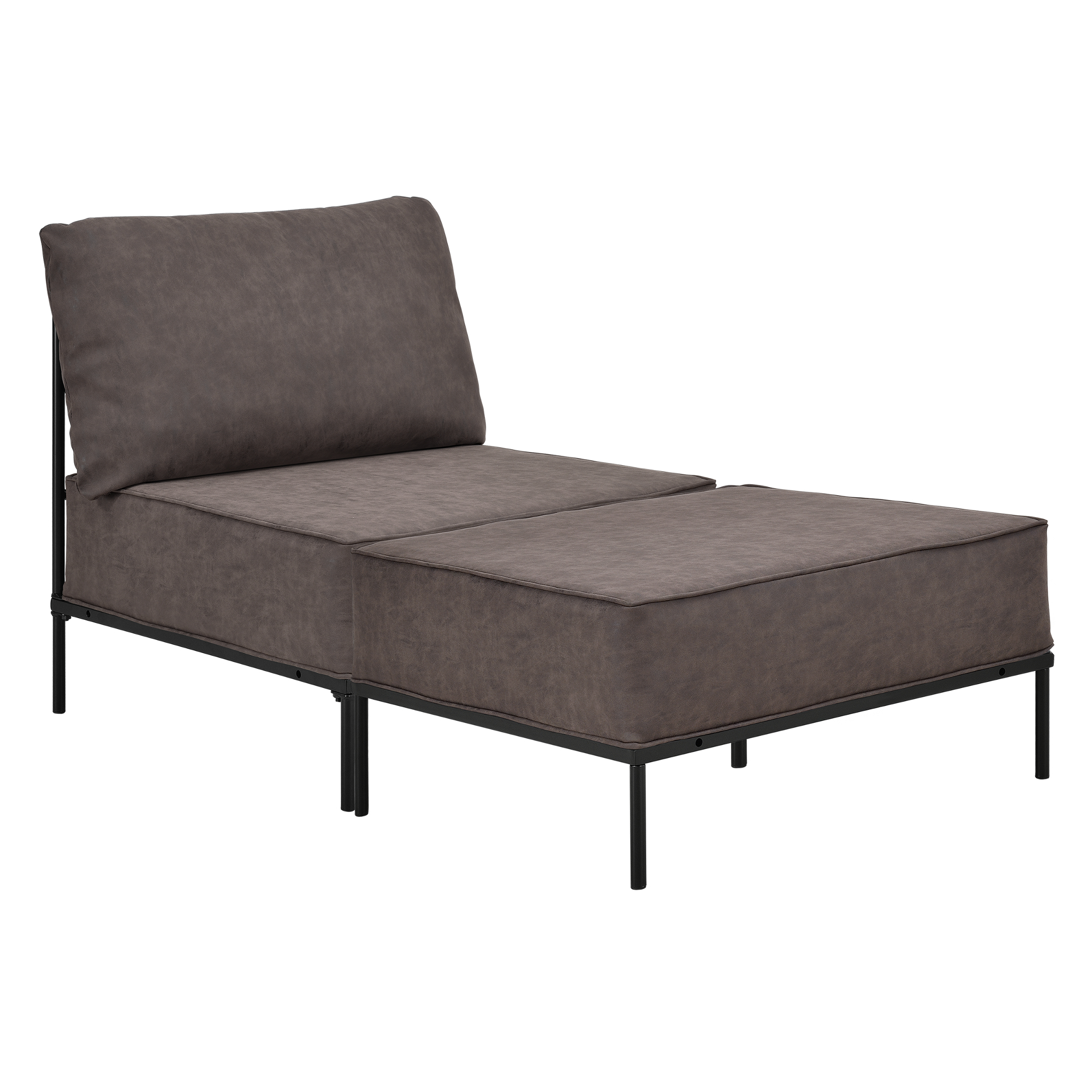 Recamiere Chaiselongue Longchair Lounge Relax Liege Sessel Sofa Couch Ebay