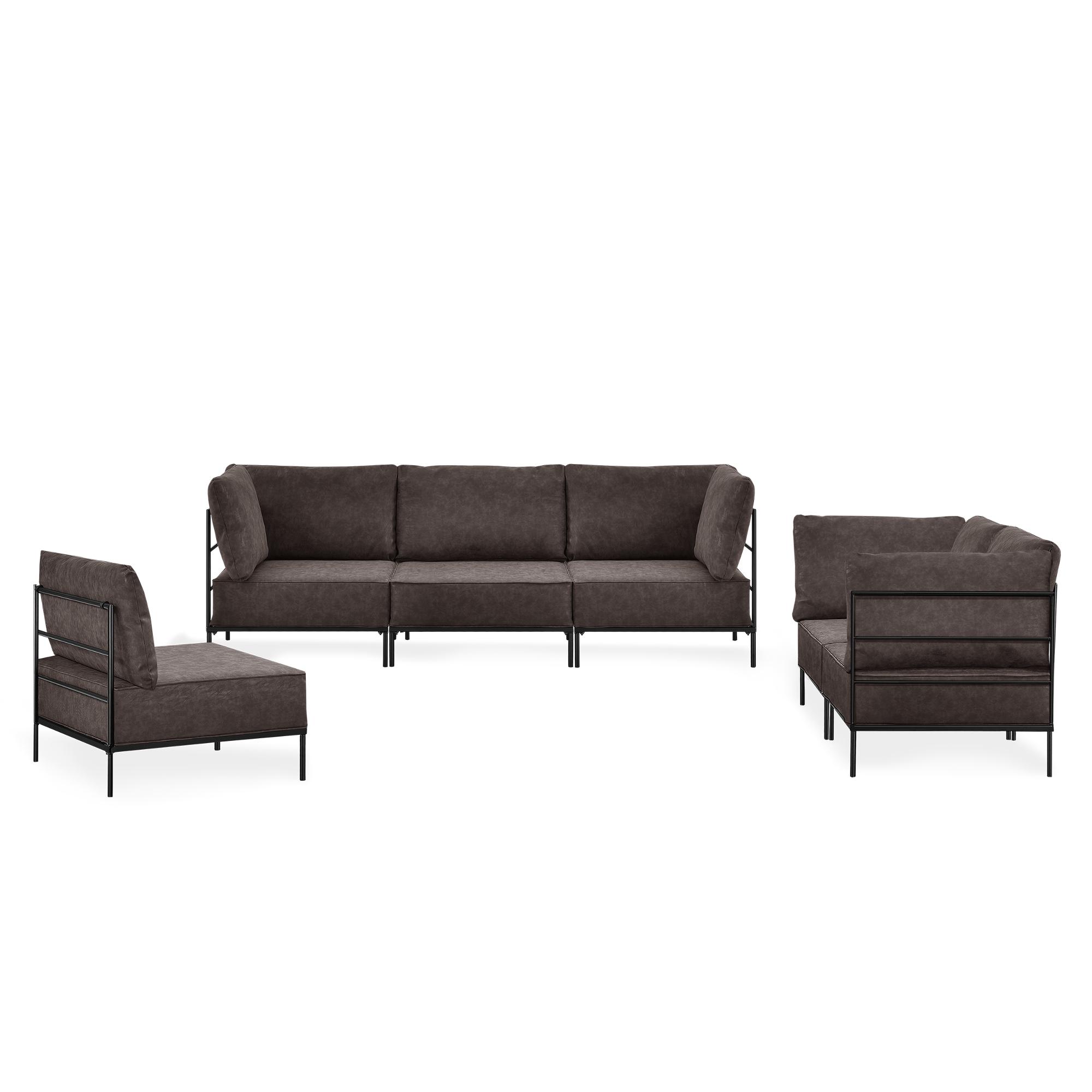 sofa couch sessel polstergarnitur. Black Bedroom Furniture Sets. Home Design Ideas
