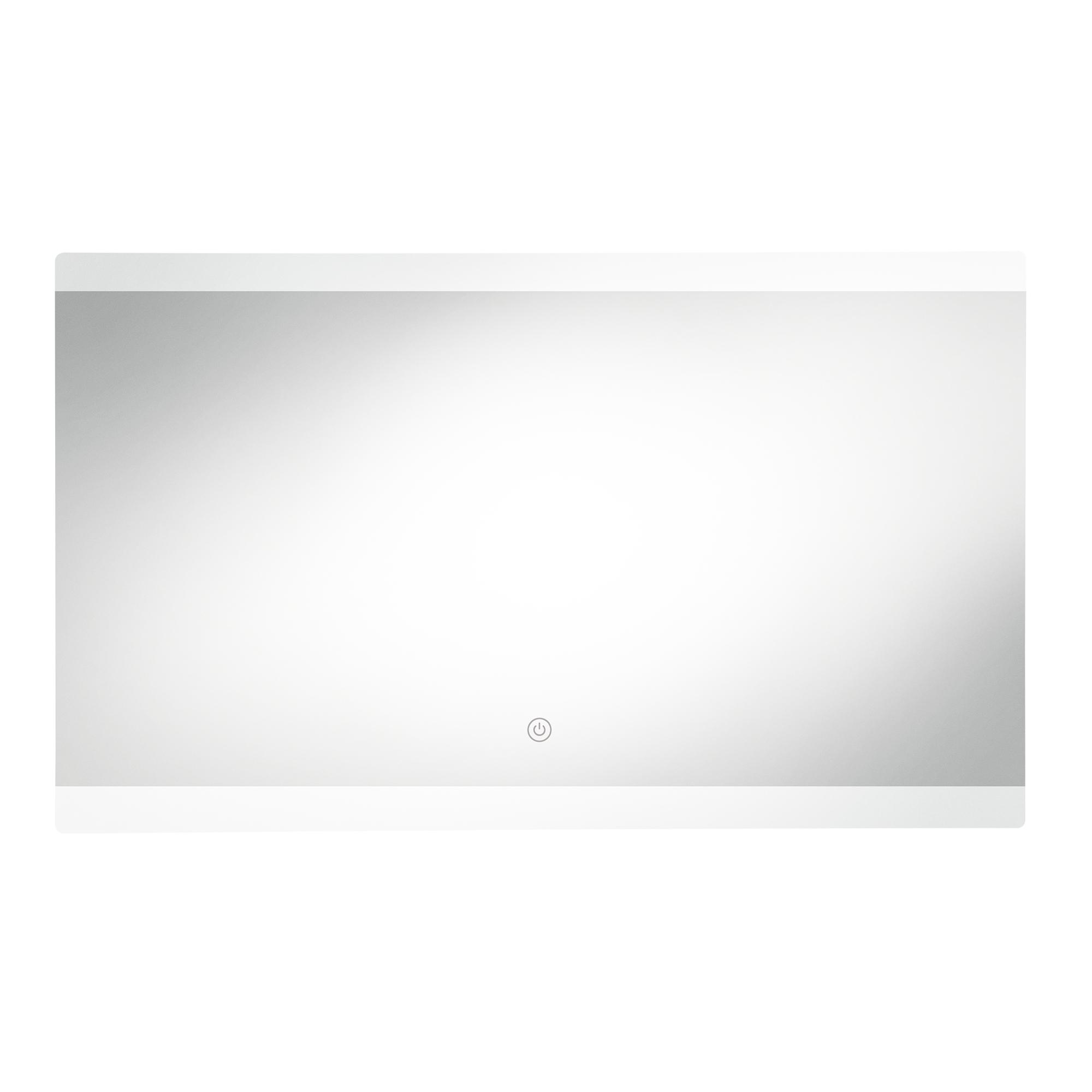 [neu.haus]® LED Badezimmerspiegel Wandspiegel Licht