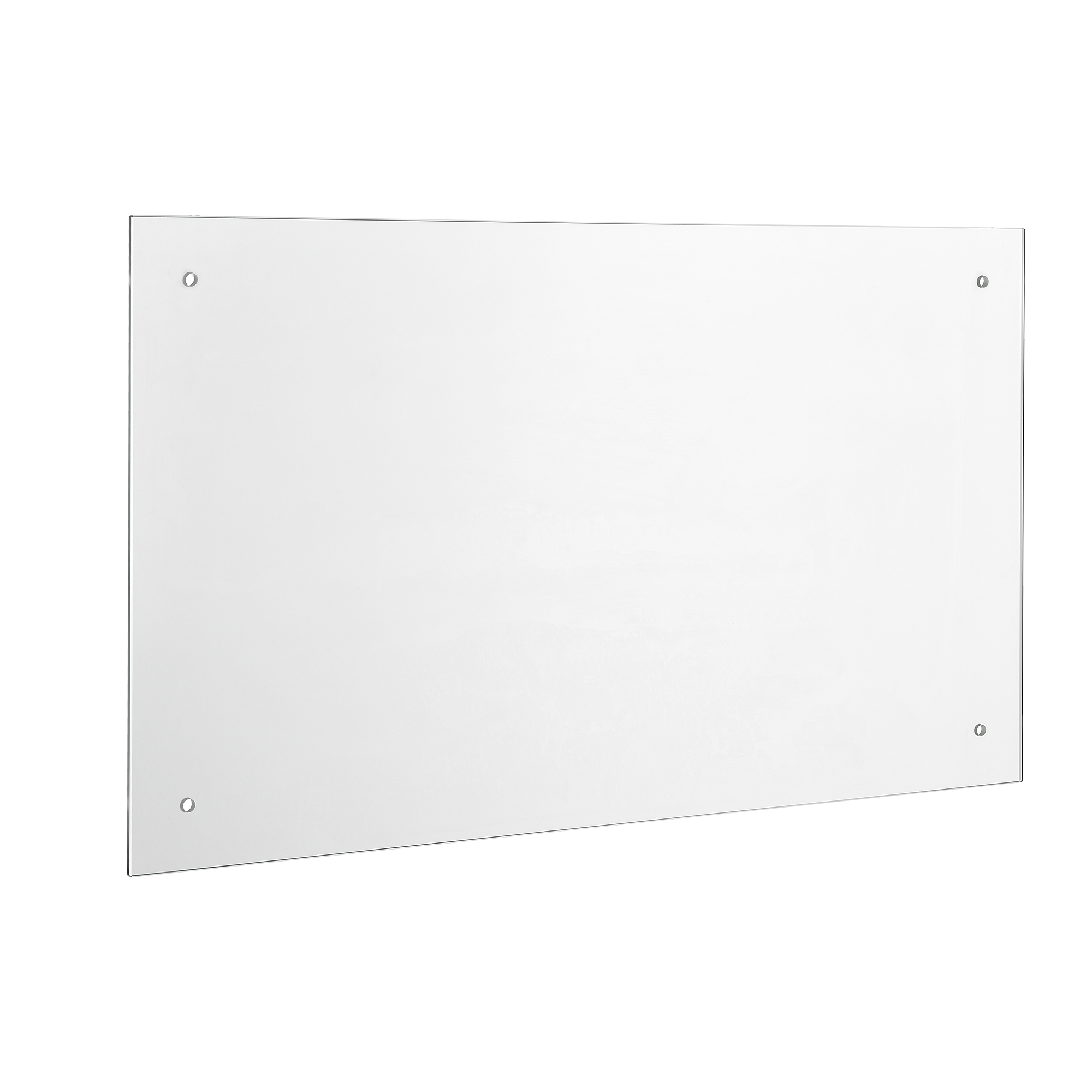 Panel de cristal para cocina 90x50cm pared sobre encimera - Panel pared cocina ...