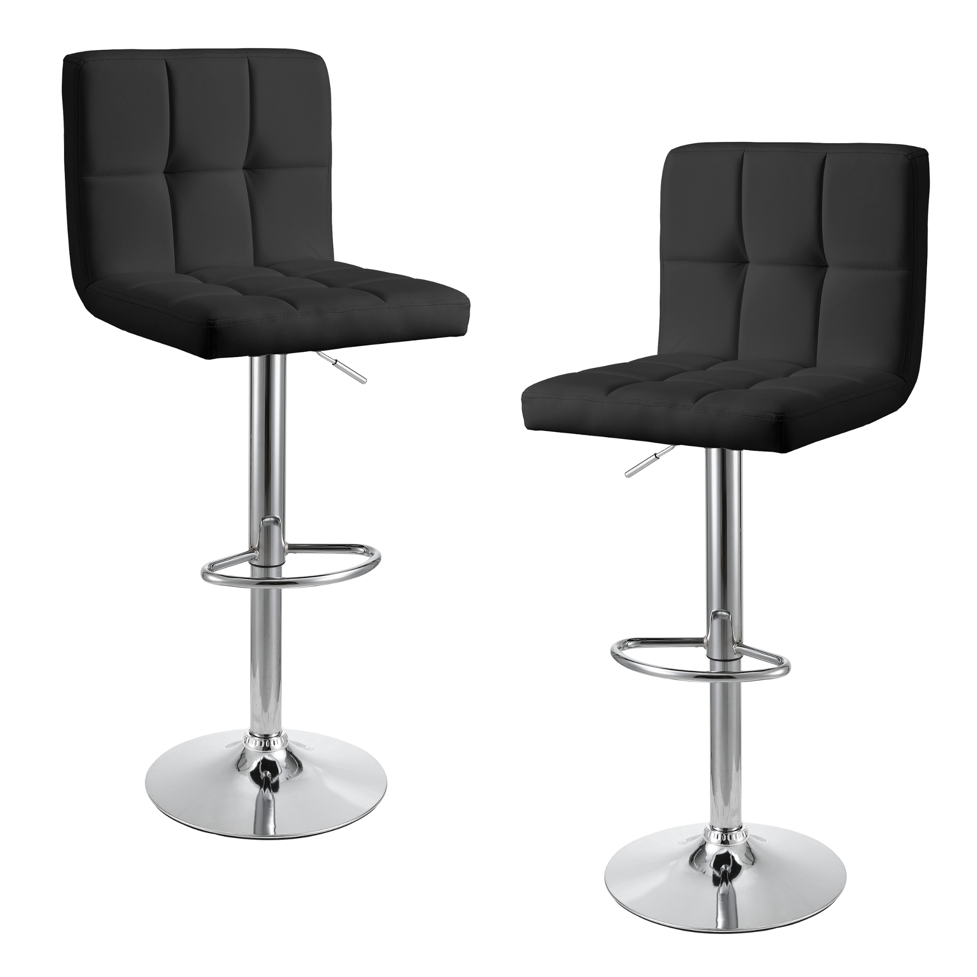 En Casa Bar Stool Set Of 2 Round Bar Stool Barstool Bar