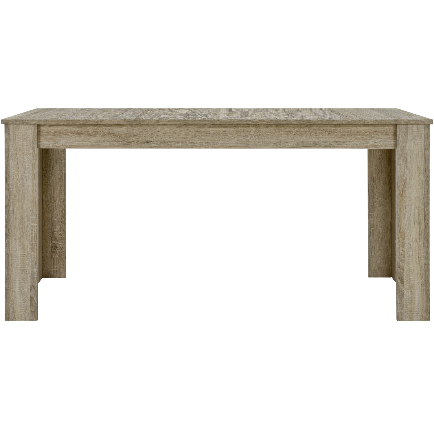 Manger oslo 160x90 table de salle ch ne for Table salle a manger qualite