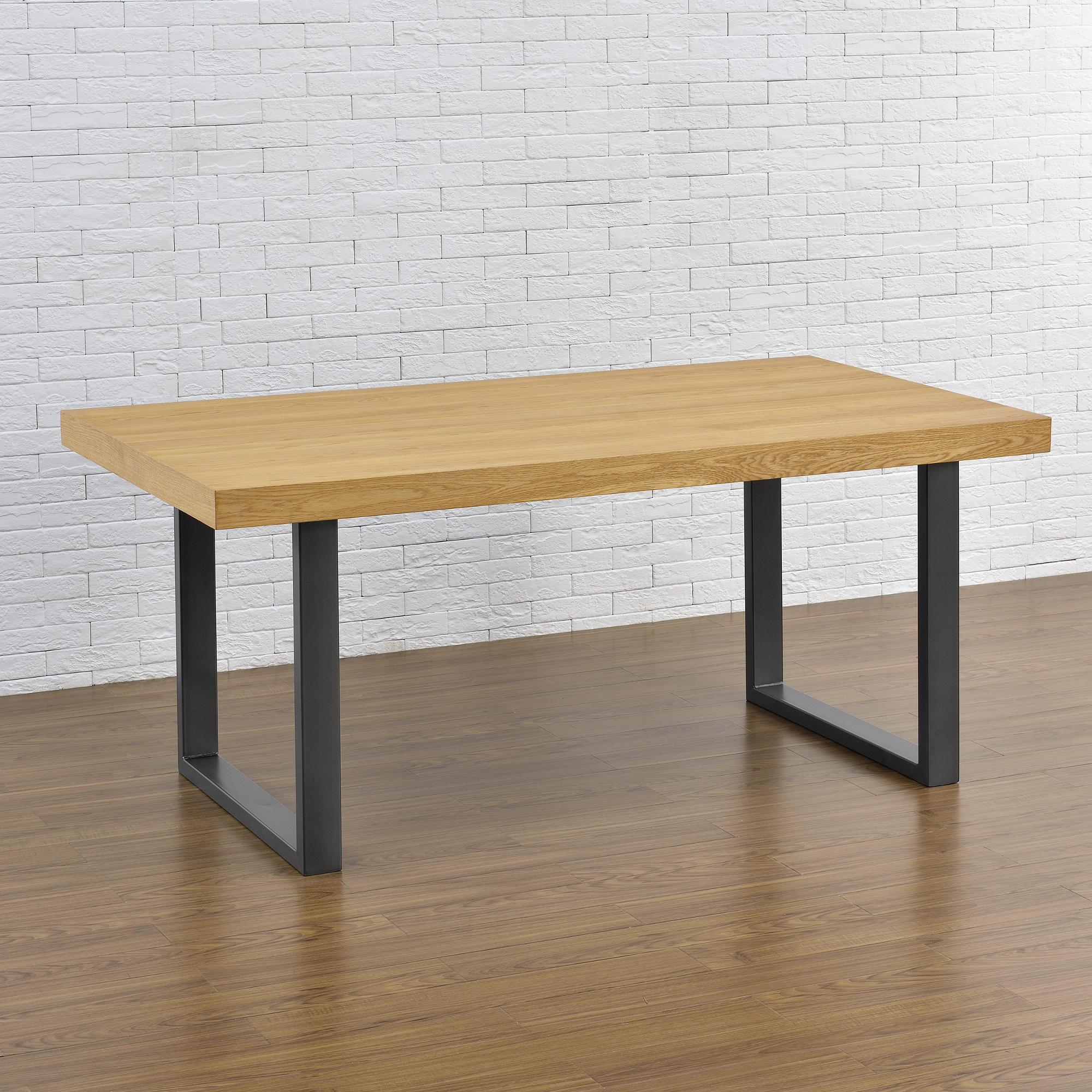 2x Tischkufen Tischgestell Tischbeine Tischbeine Tischuntergestell Golden