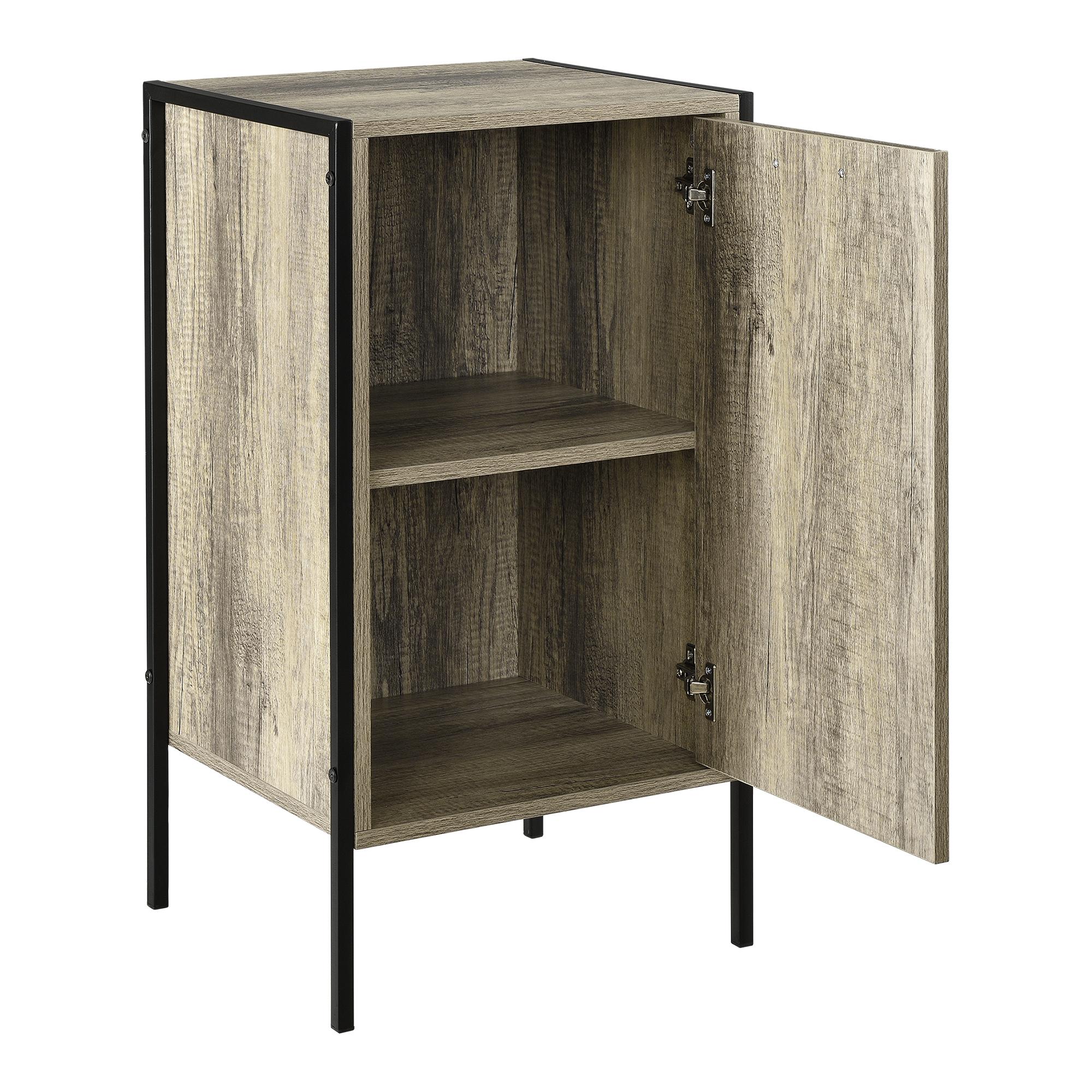 schrank regal konsole ablage konsolentisch anrichte holz eiche optik ebay. Black Bedroom Furniture Sets. Home Design Ideas