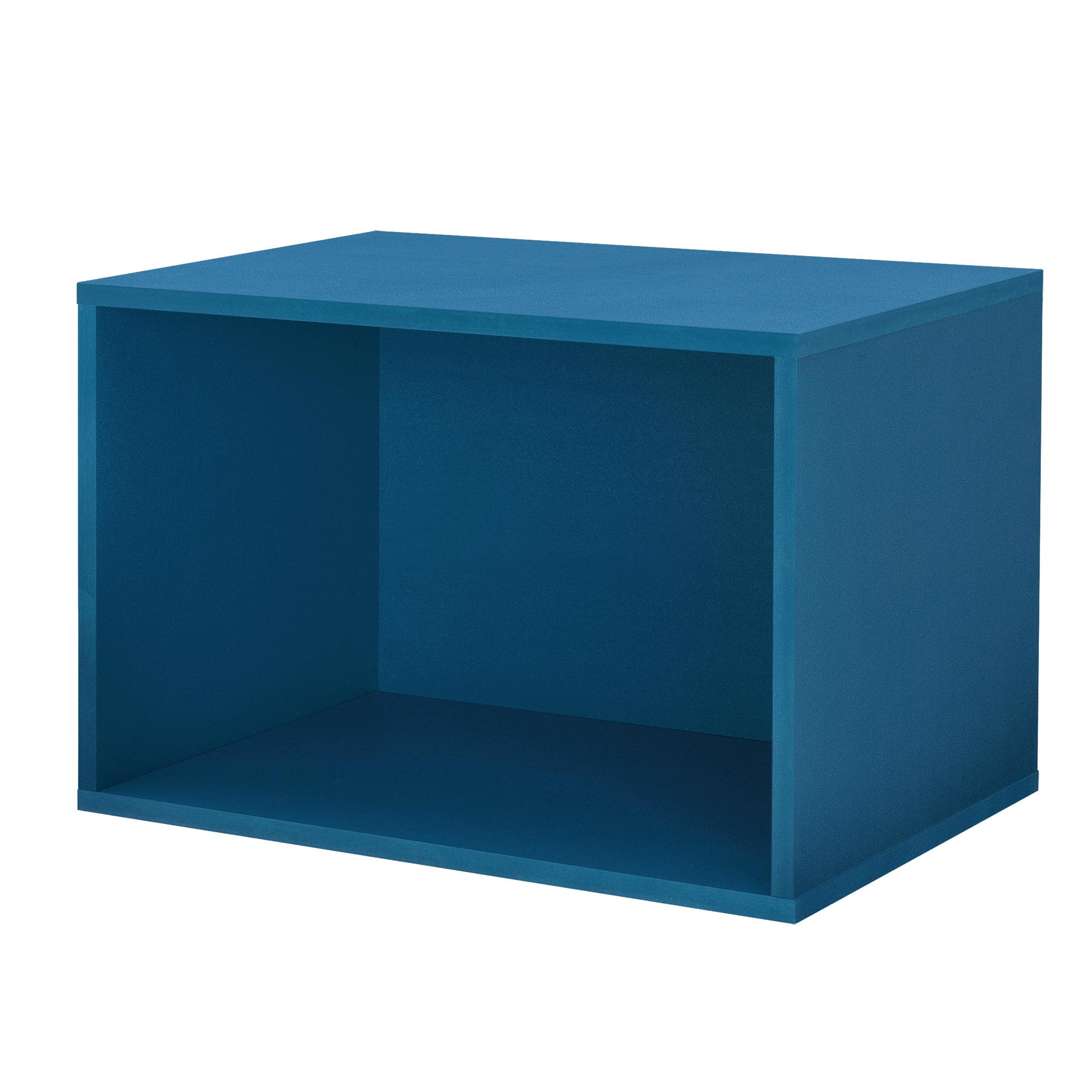 regal 45x30x30cm t rkis wandregal h ngeregal b cherregal kombinierbar ebay. Black Bedroom Furniture Sets. Home Design Ideas