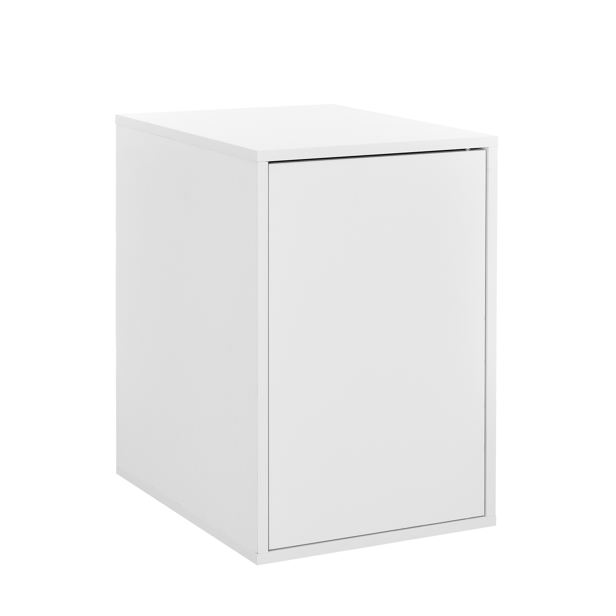 h ngeschrank 30x45x40cm wei wandschrank schrank wandregal regal ebay. Black Bedroom Furniture Sets. Home Design Ideas