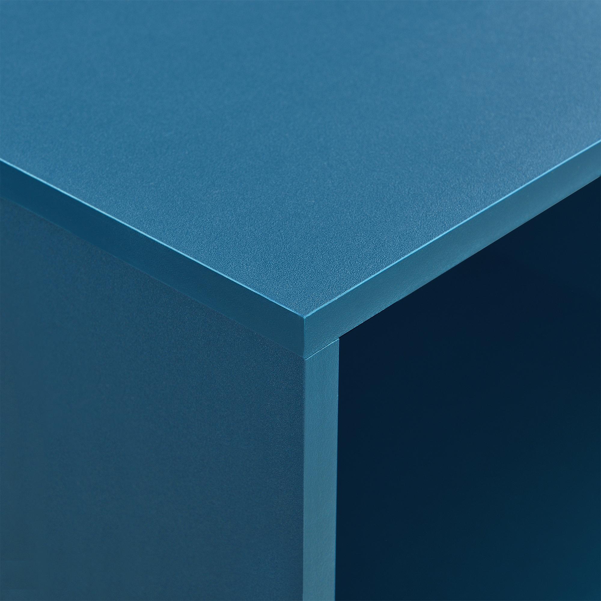 regal 75x15x15cm t rkis wandregal h ngeregal. Black Bedroom Furniture Sets. Home Design Ideas