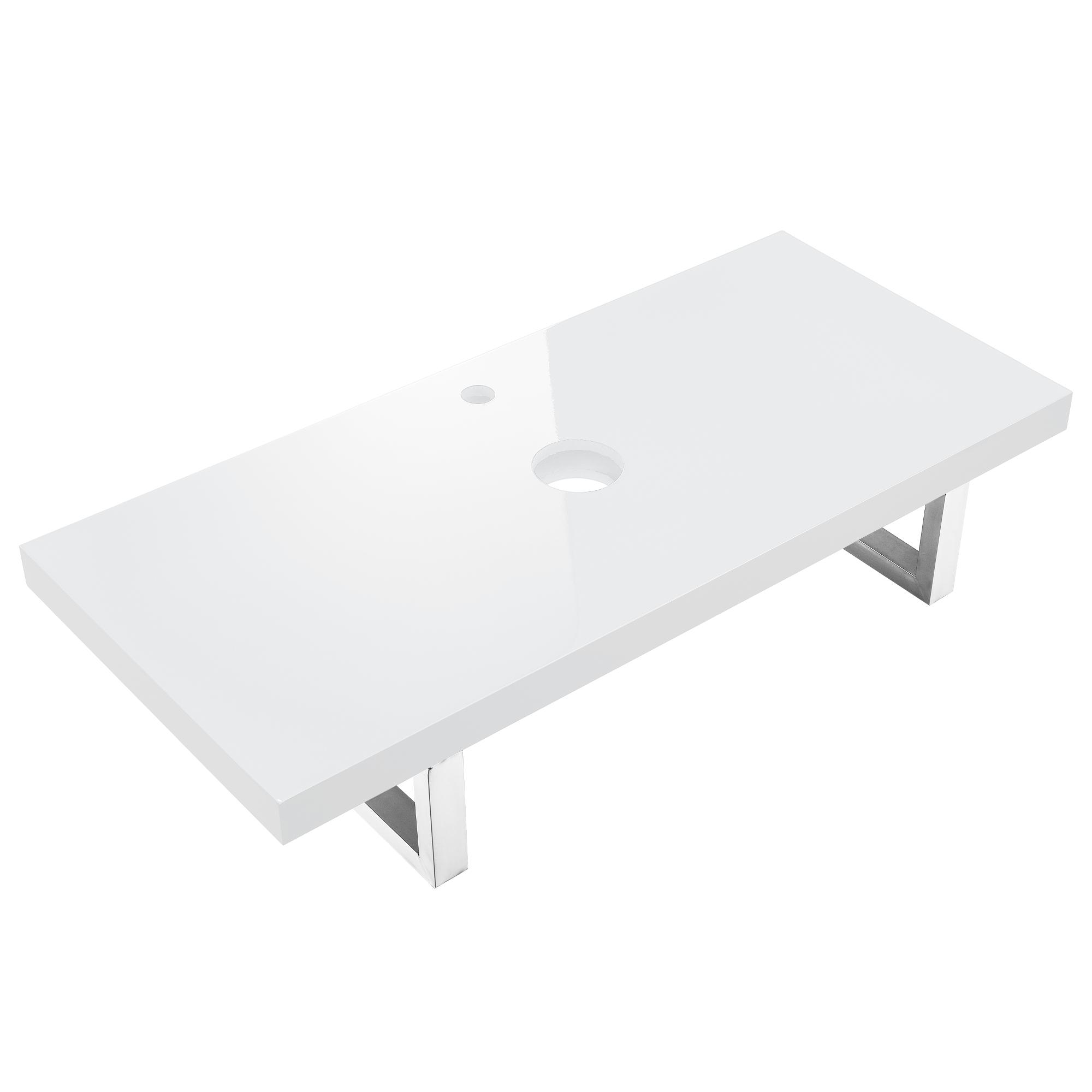 Waschtischplatte mit aufsatzbecken waschtischkonsole wei hochglanz ebay - Waschtischplatte weiay ...