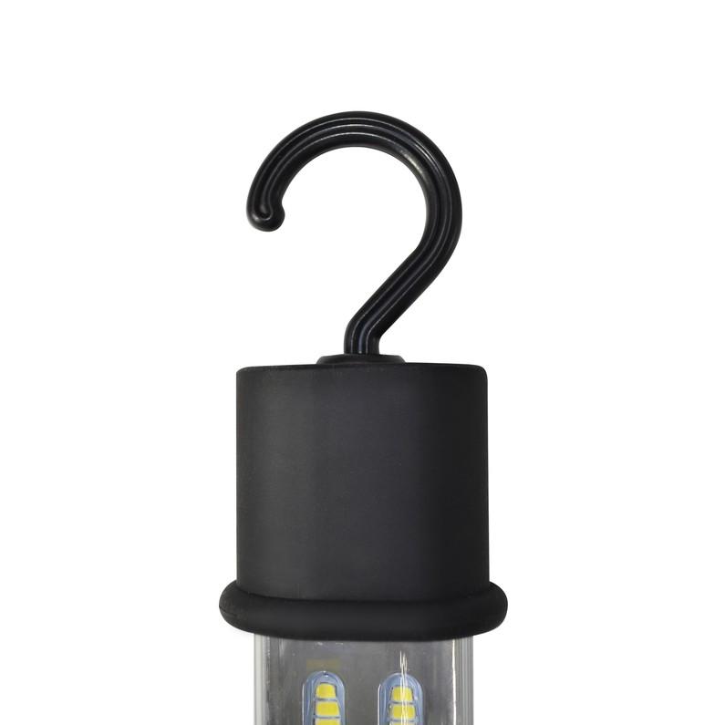 Arbeitslampe 60 LED Werkstattleuchte 230V Stableuchte Stablampe Handlampe Lampe