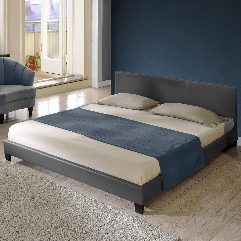 design polsterbett 140 160 180 200 x 200 cm doppel ehe. Black Bedroom Furniture Sets. Home Design Ideas