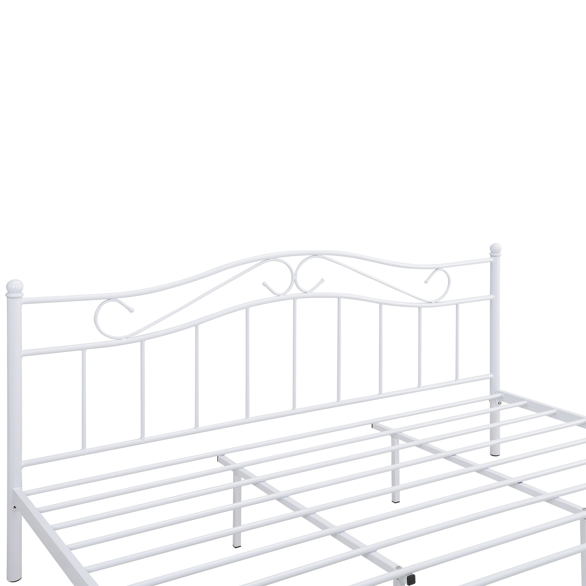 metallbett 140 160 180 200x200cm bett bettgestell doppelbett jugend ebay. Black Bedroom Furniture Sets. Home Design Ideas