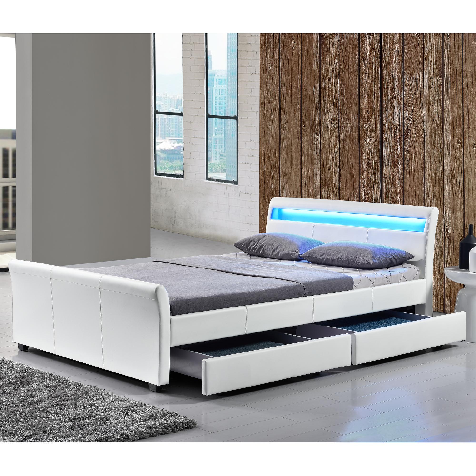 kaltschaum matratze 160x200 cm visco premium komfort rollmatratze ebay. Black Bedroom Furniture Sets. Home Design Ideas