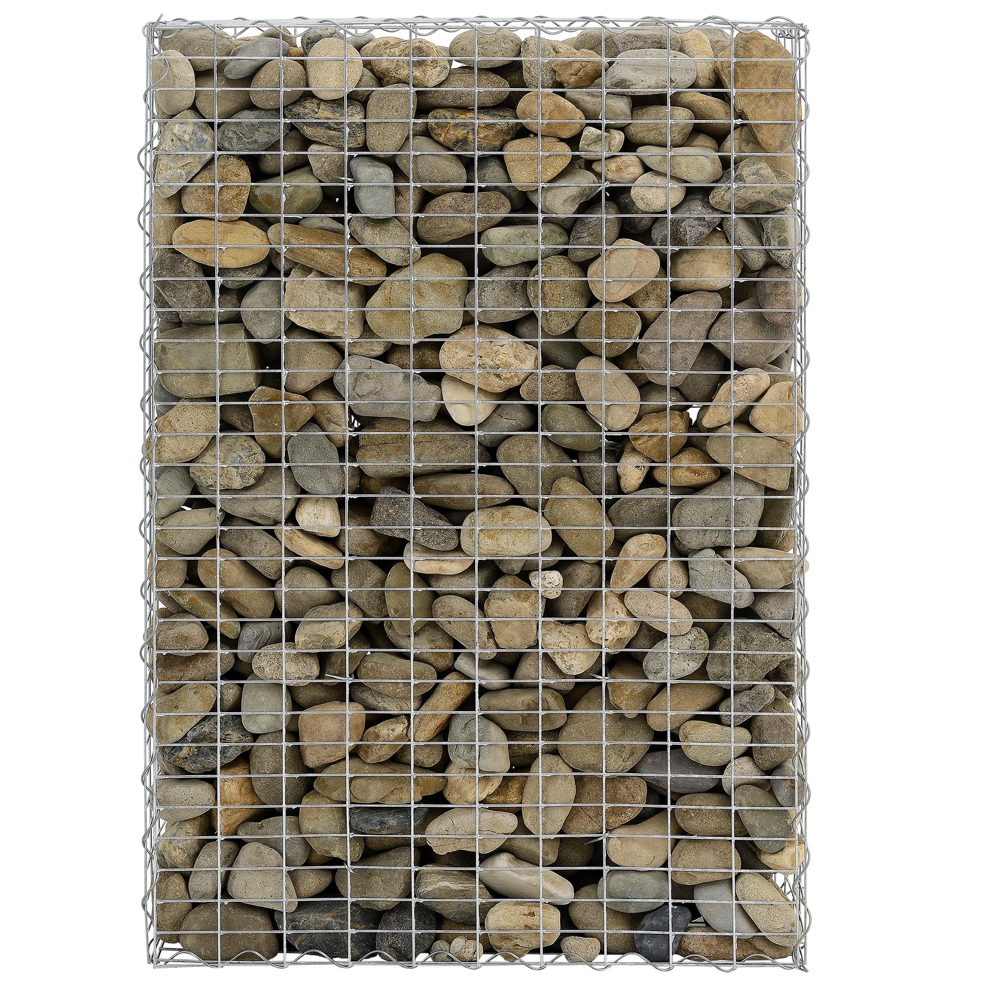 gabione 150x100x30cm steingabione steinkorb mauer wand drahtkorb stein gabionen 4260264778848 ebay. Black Bedroom Furniture Sets. Home Design Ideas
