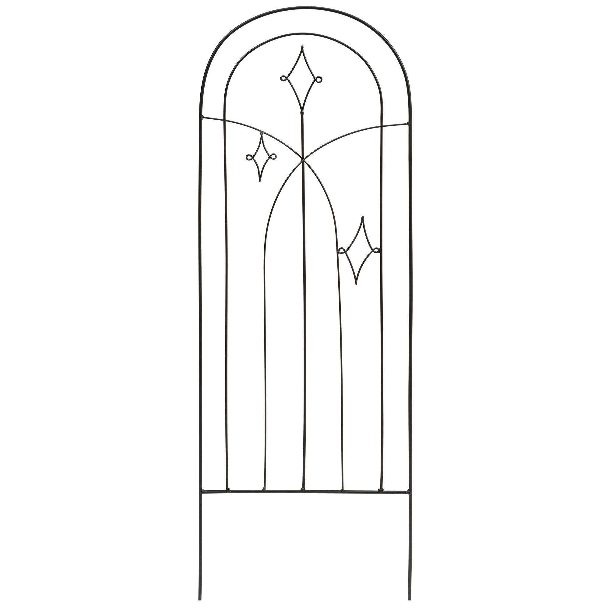 [neu.haus]® Rám pro popínavé rostliny - 35 x 108 cm