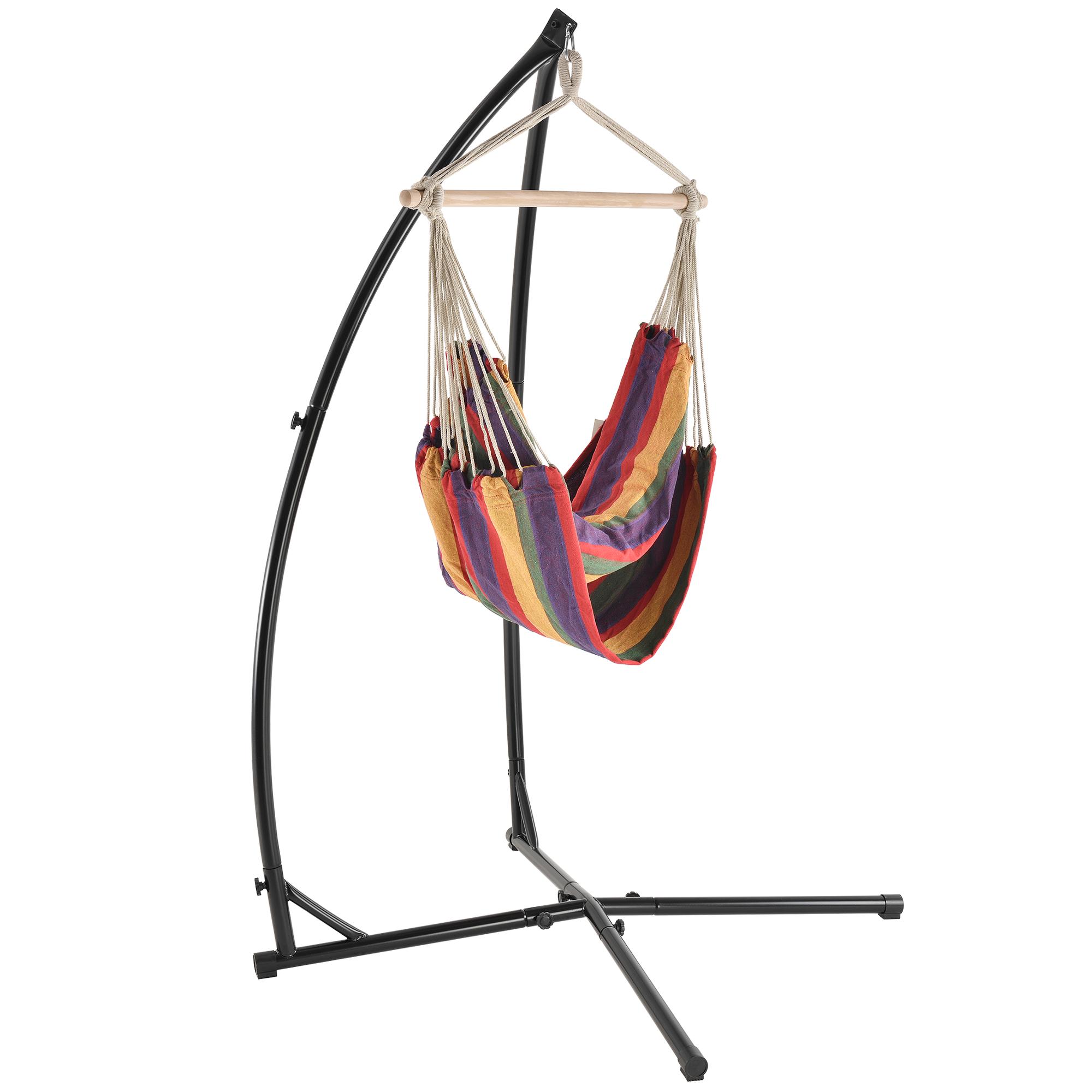 xxl h ngesessel mit gestell color h ngesitz. Black Bedroom Furniture Sets. Home Design Ideas