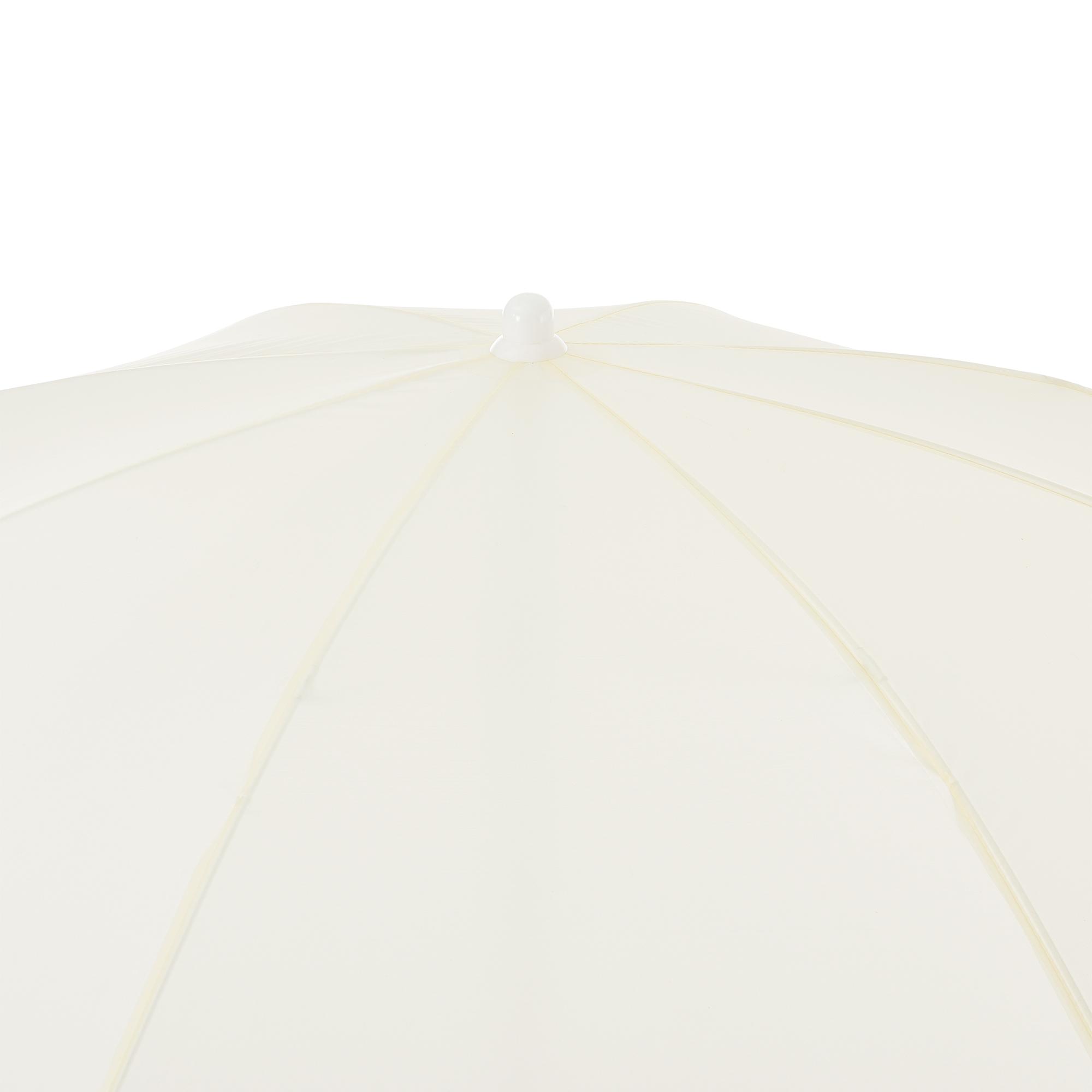 Len Schirm casa pro strandschirm 180cm creme sonnenschirm schirm gartenschirm knickgelenk ebay