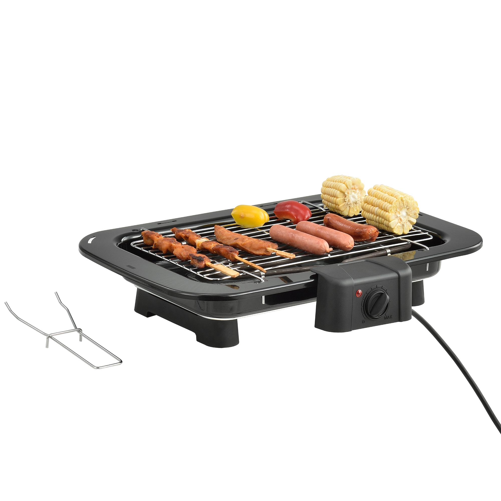 [casa.pro]® Elektrický stolní gril AABQ-4001