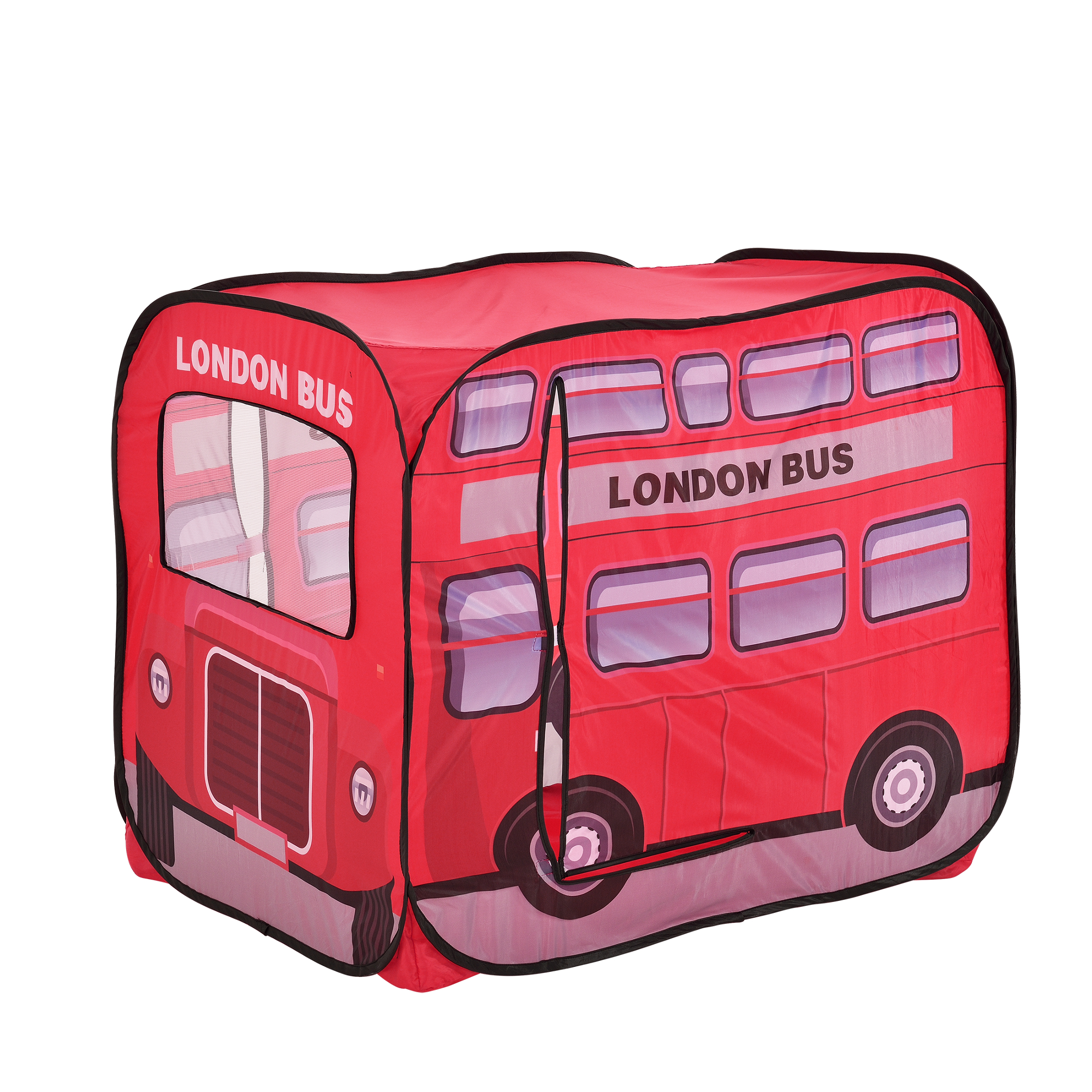 [casa.pro]® Dětský stan - London Bus - AAST-4500