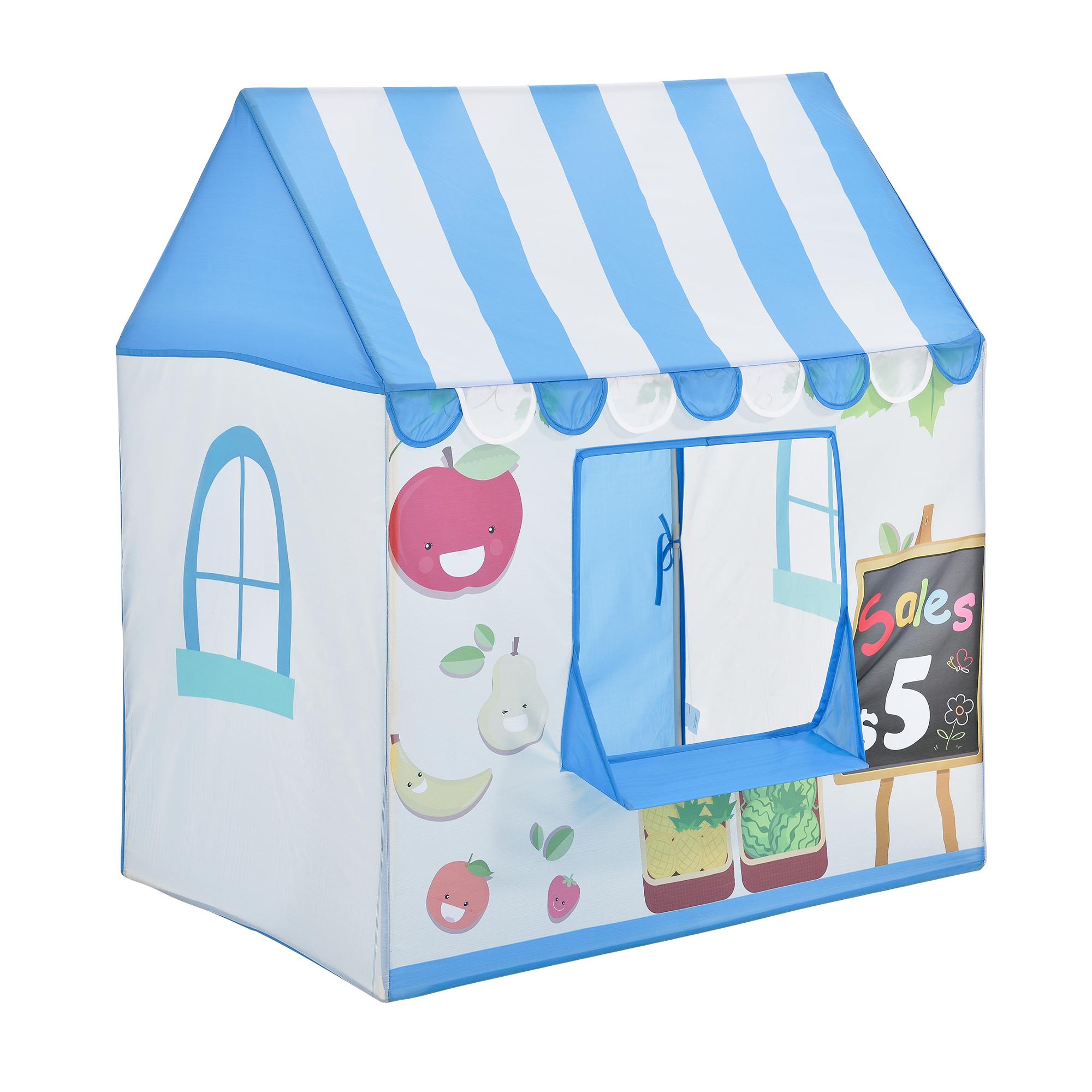[casa.pro]® Dětský stan - stánek na trhovišti - AAST-4504