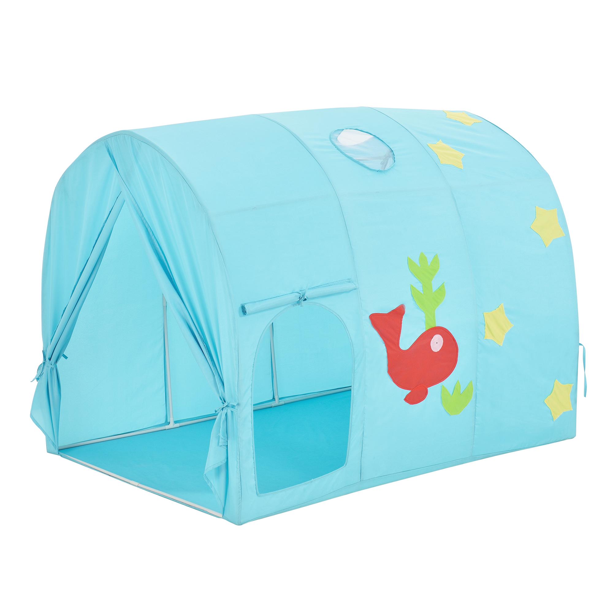 [casa.pro]® Dětský stan - akvárium - AAST-4505