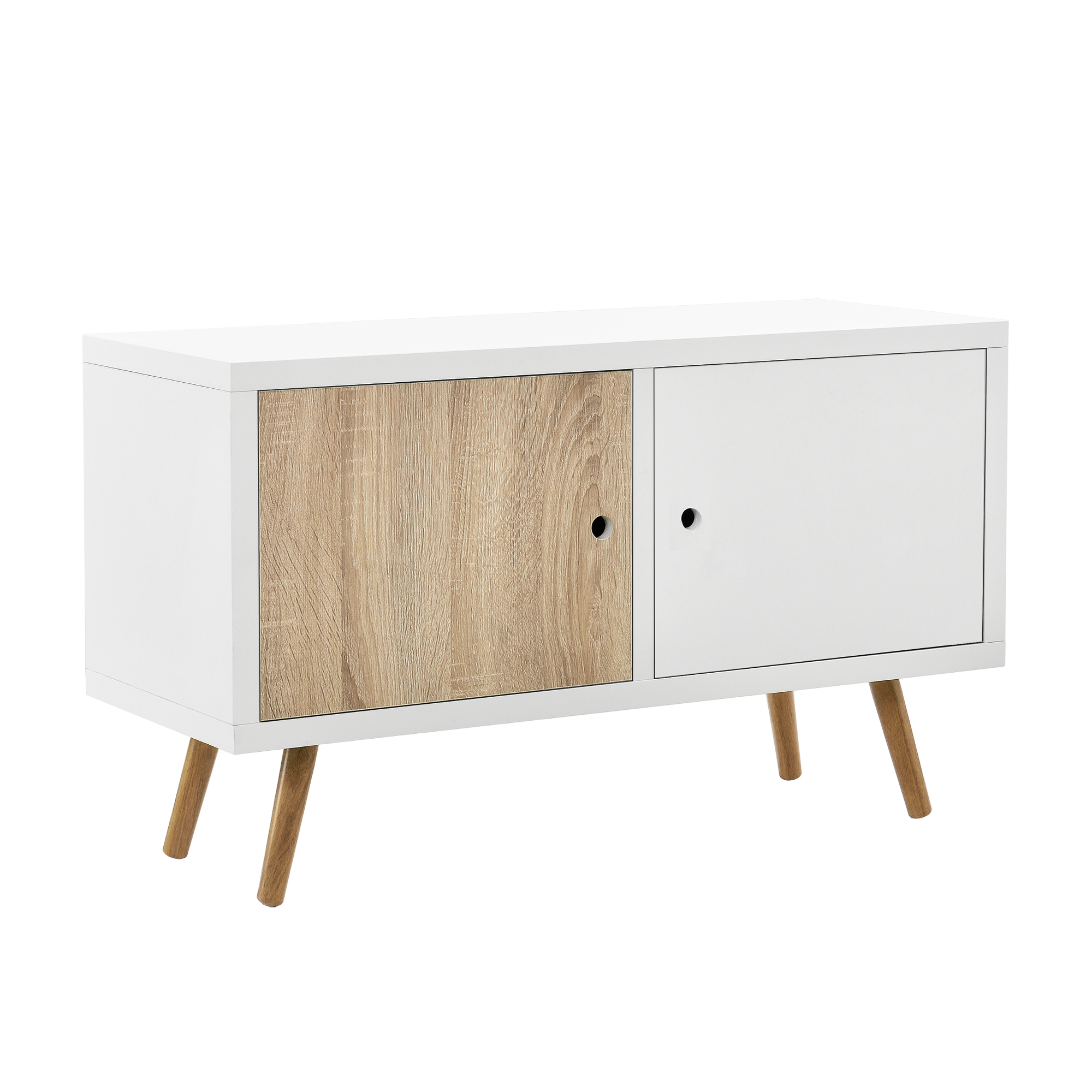 design kommode sideboard schrank beistelltisch konsolentisch tv tisch ebay. Black Bedroom Furniture Sets. Home Design Ideas