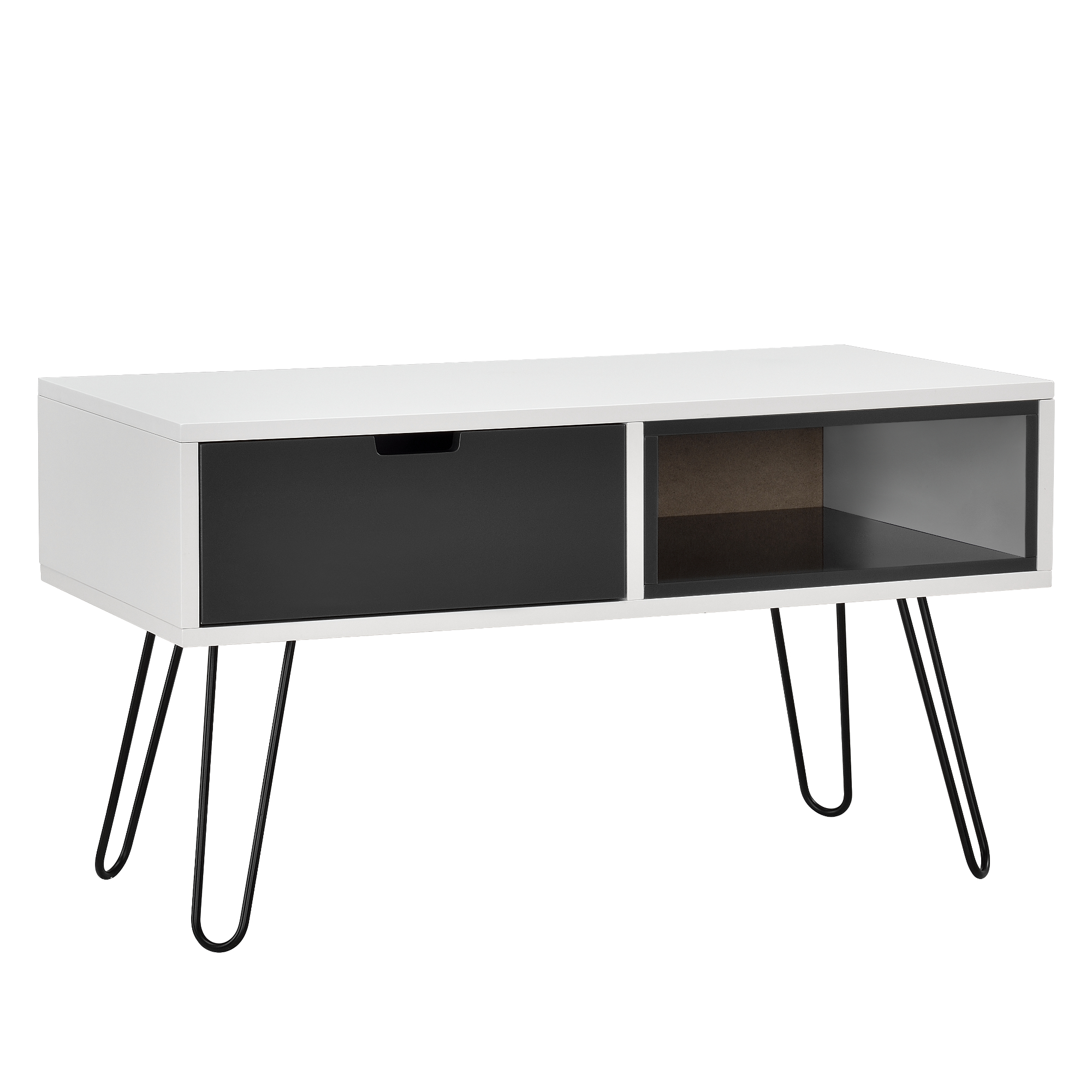 buffet blanc console commode table d 39 appoint tv table armoire ebay. Black Bedroom Furniture Sets. Home Design Ideas