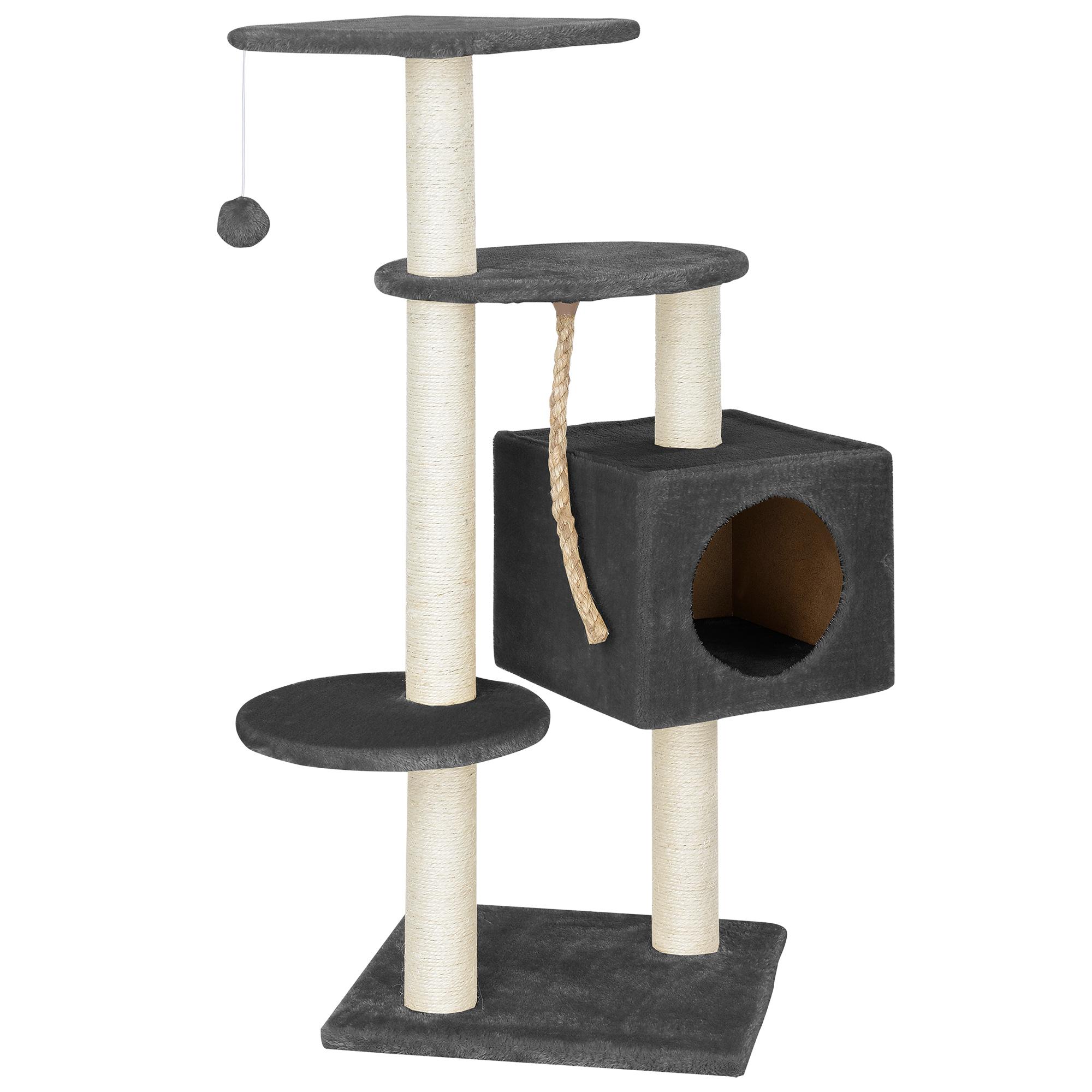 deckenhoch deckenhoher echtholz katzen kratzbaum deckenhoch stabil neu mit maangaben with. Black Bedroom Furniture Sets. Home Design Ideas
