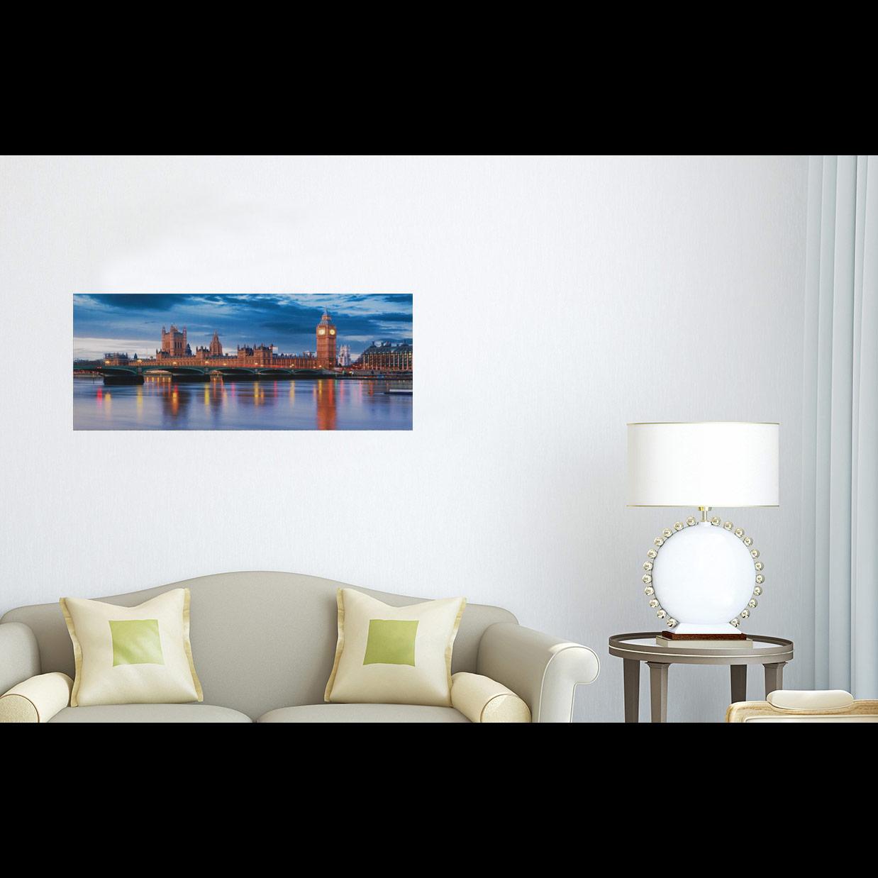 led wandbild leinwand wandbilder xxl leucht bild. Black Bedroom Furniture Sets. Home Design Ideas
