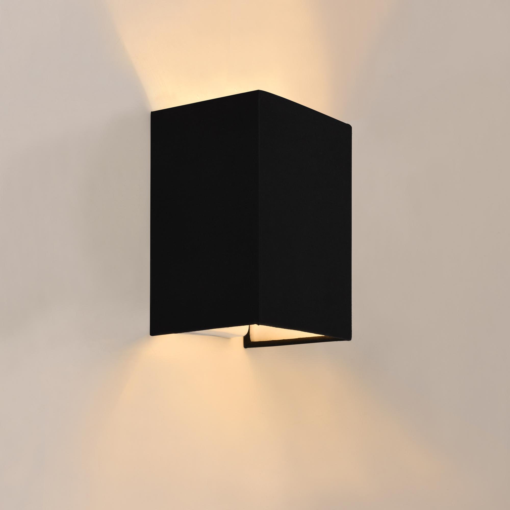 LED LUMINAIRE DESIGN CHAMBRE MURAL flurlampe murale éclairage lampe avec interrupteur