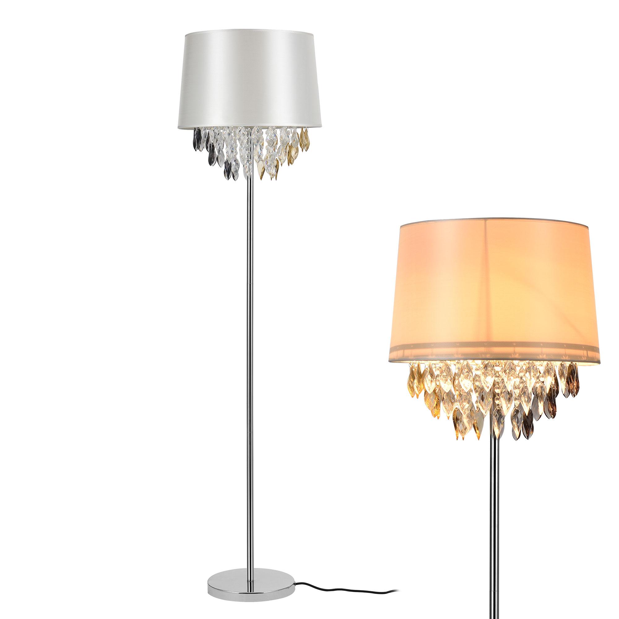 Luxpro Floor Lamp Standard Lamp Lamp Living Room Lamp