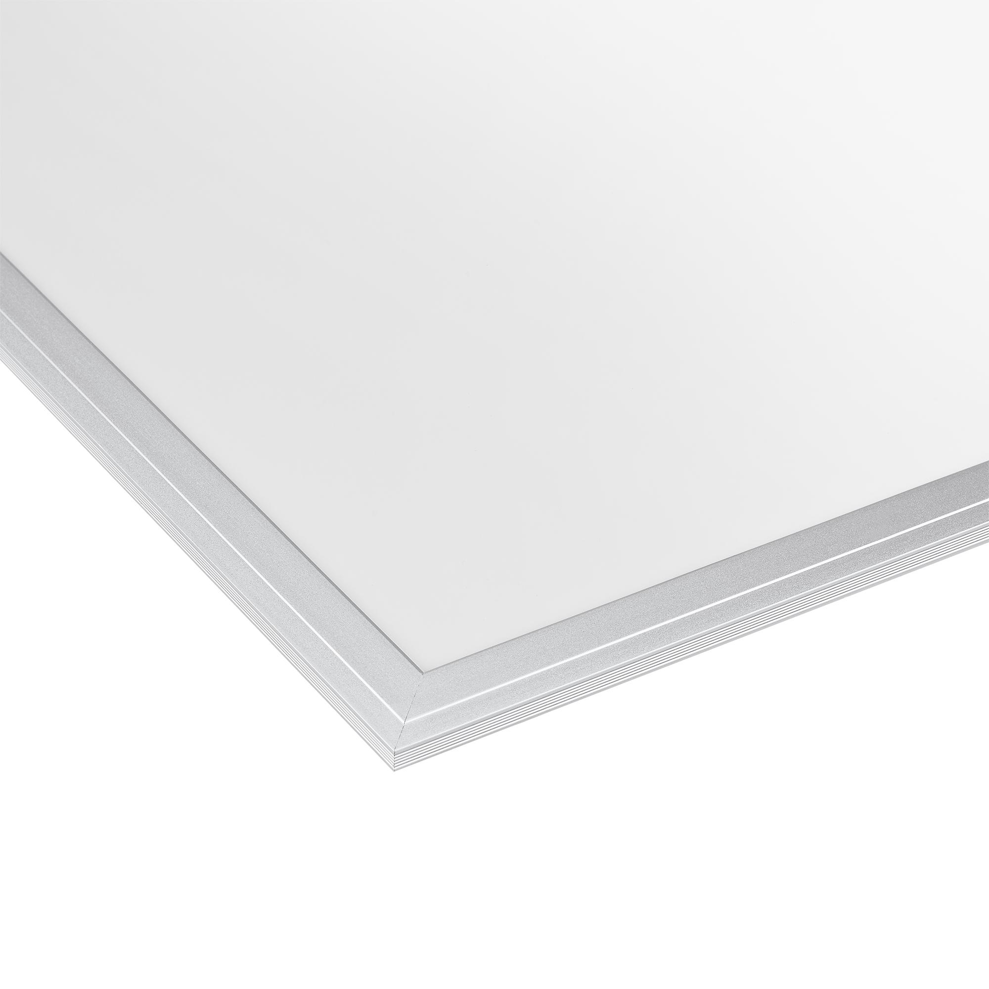 hi power led panel 62x62cm 2800lm 40w neutral wei ultraslim 40 watt 4251155554634 ebay. Black Bedroom Furniture Sets. Home Design Ideas