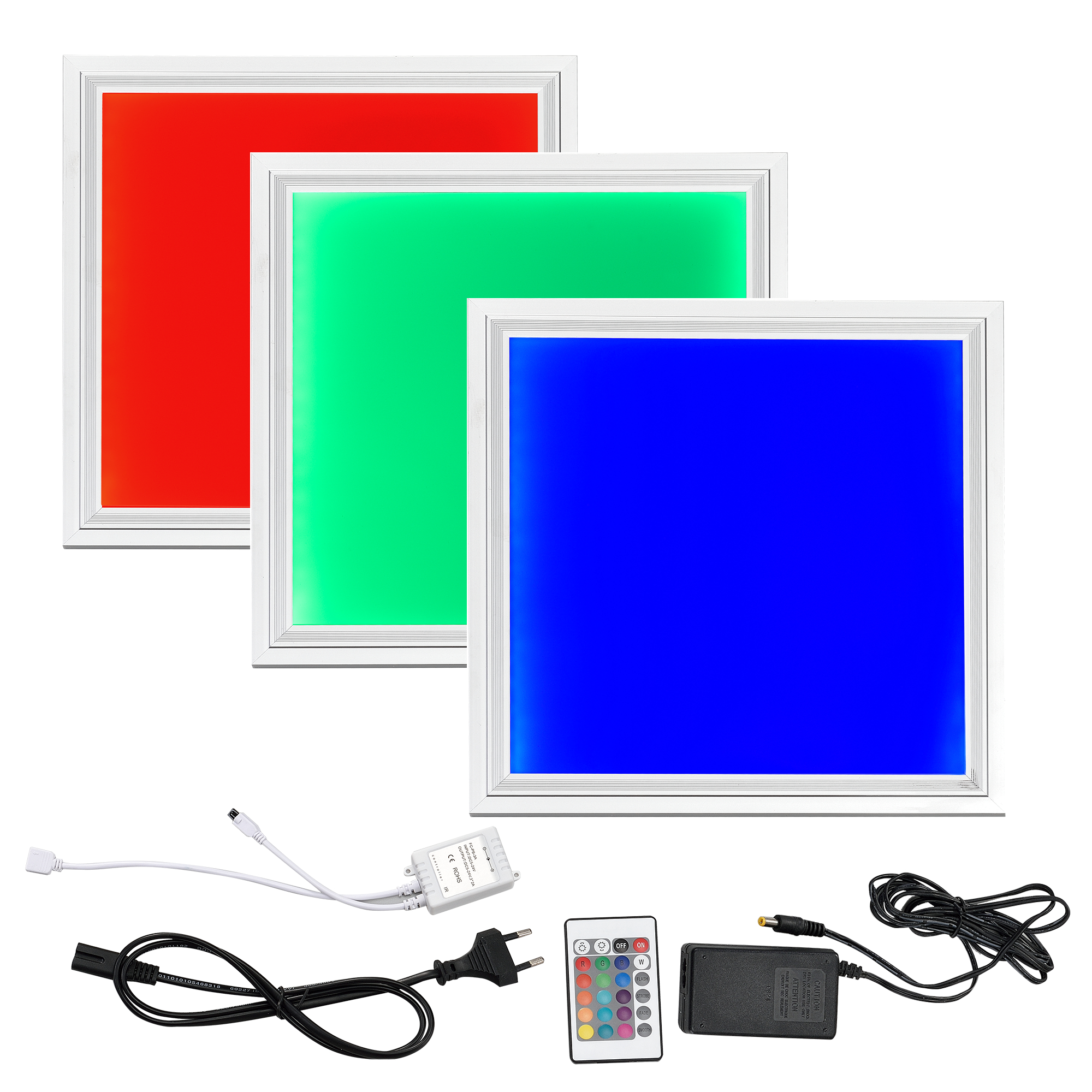 LED-Panel_HLD5501_vorschau Wunderbar Led Panel Rgb Dimmbar Dekorationen