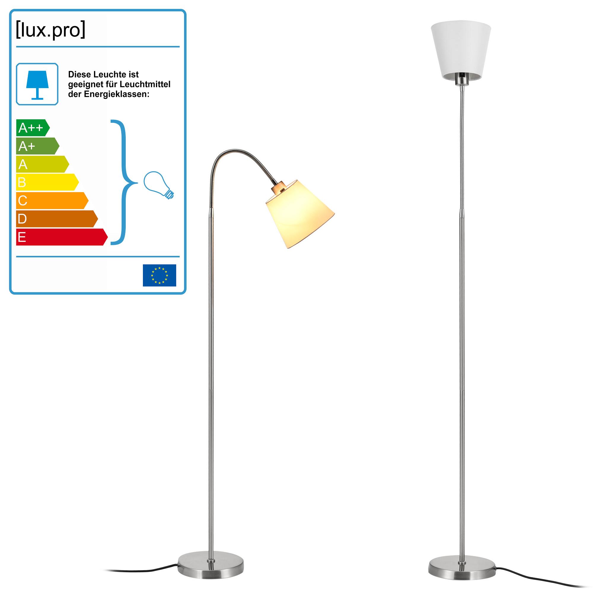 Lux Pro Stehleuchte Stehlampe Design Lampe Leuchte Standleuchte